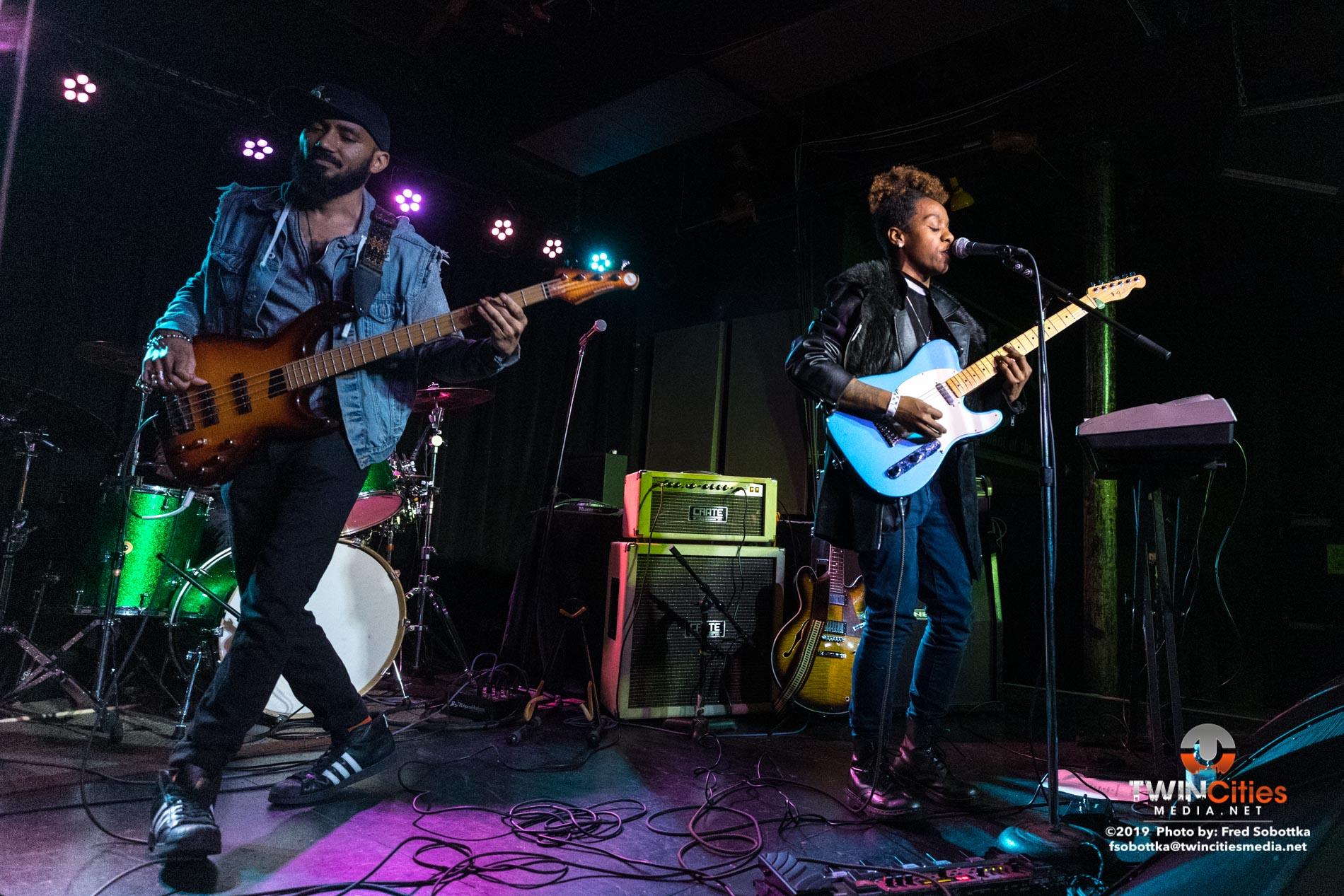 Seaberg & the Velvet Punks 08