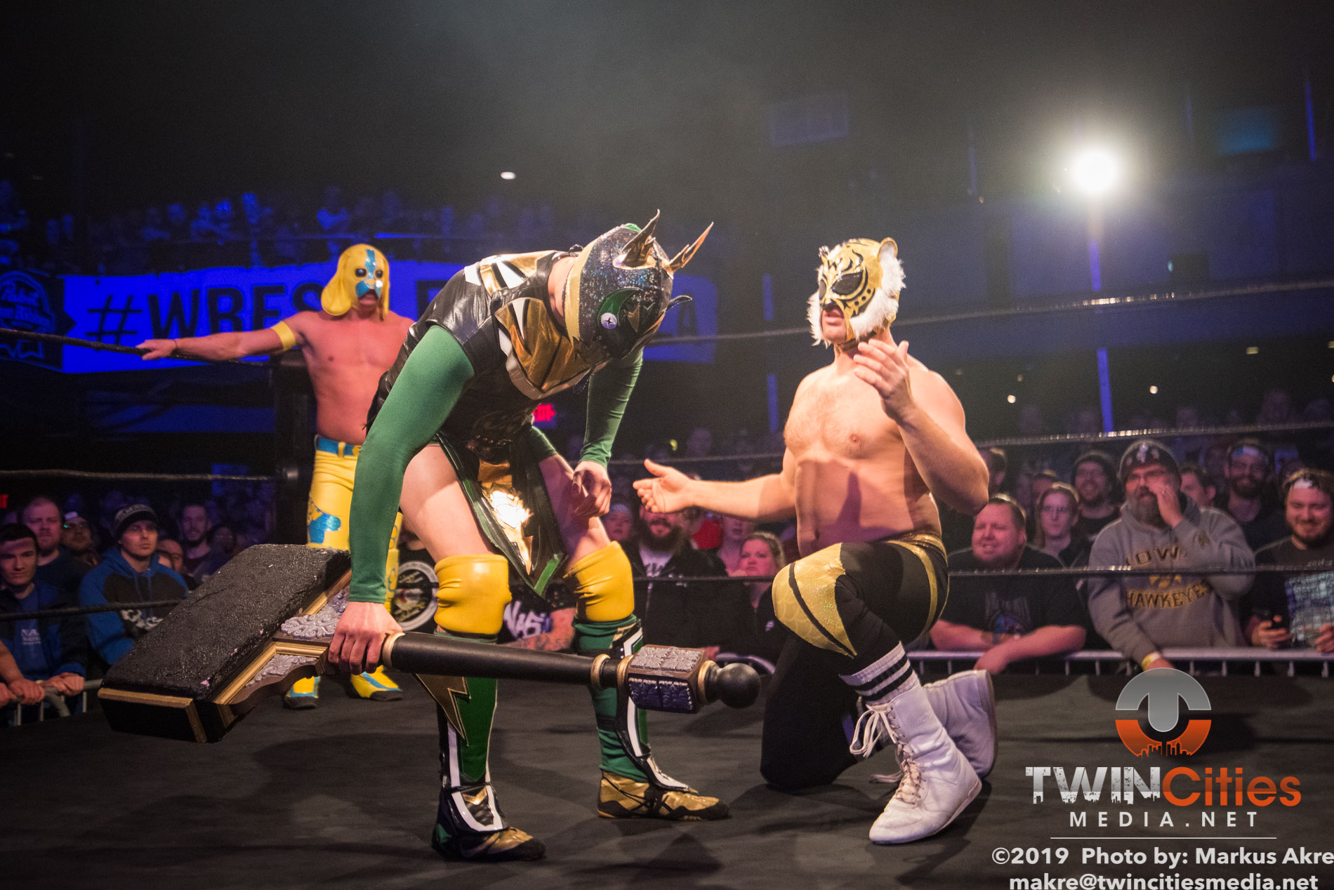 Wrestlepalooza - Match 1-1