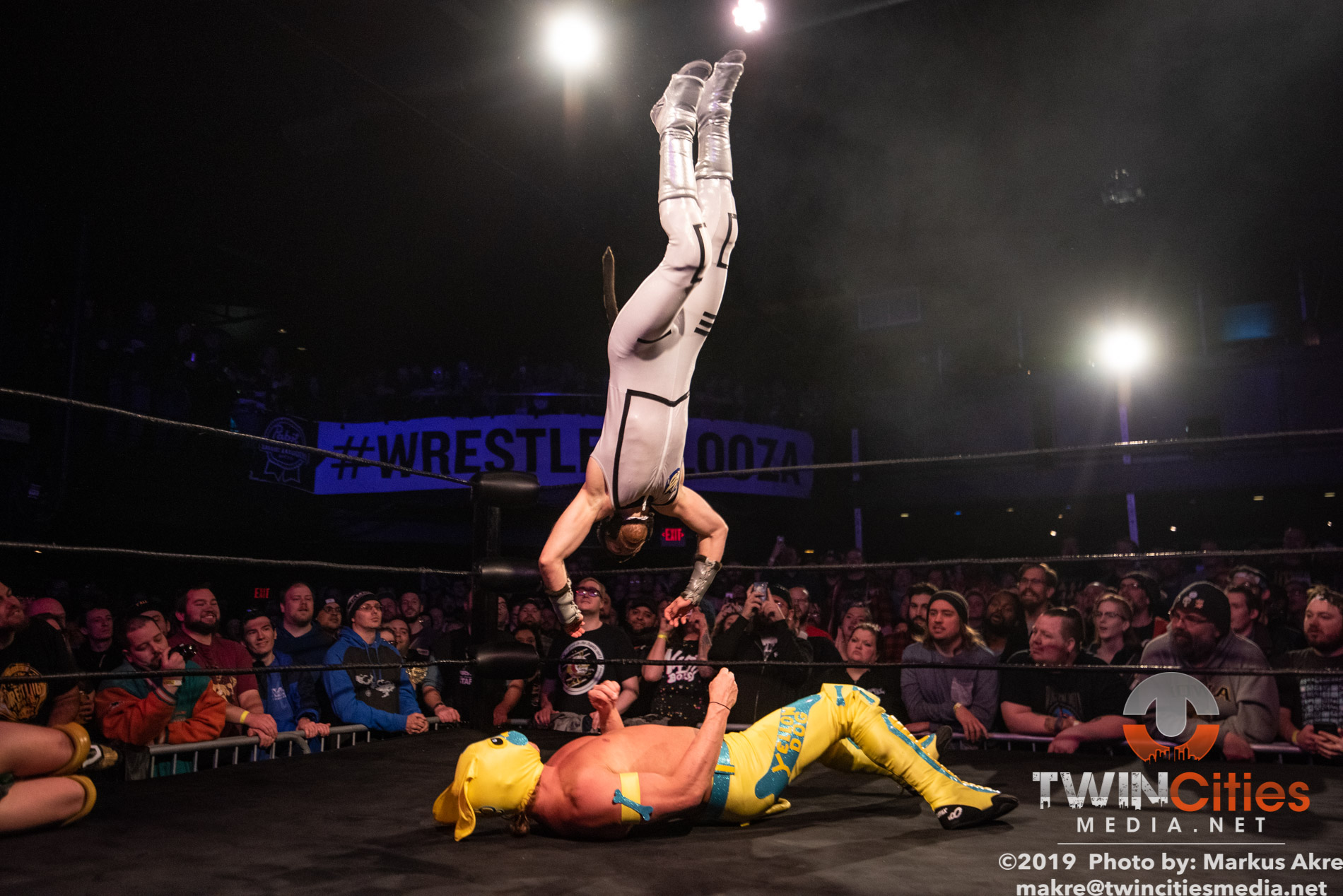 Wrestlepalooza - Match 1-15