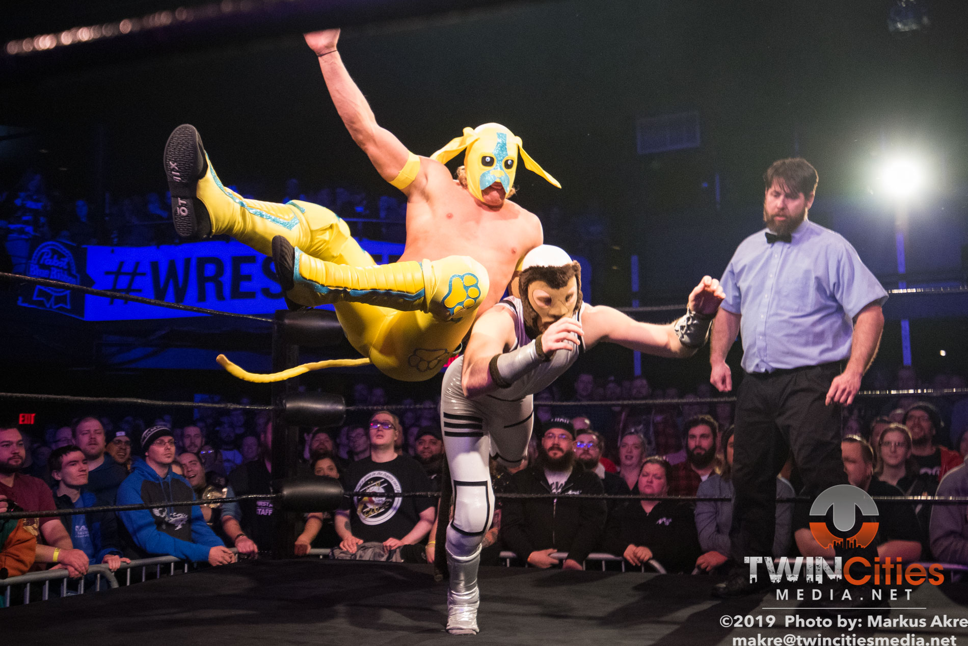Wrestlepalooza - Match 1-6