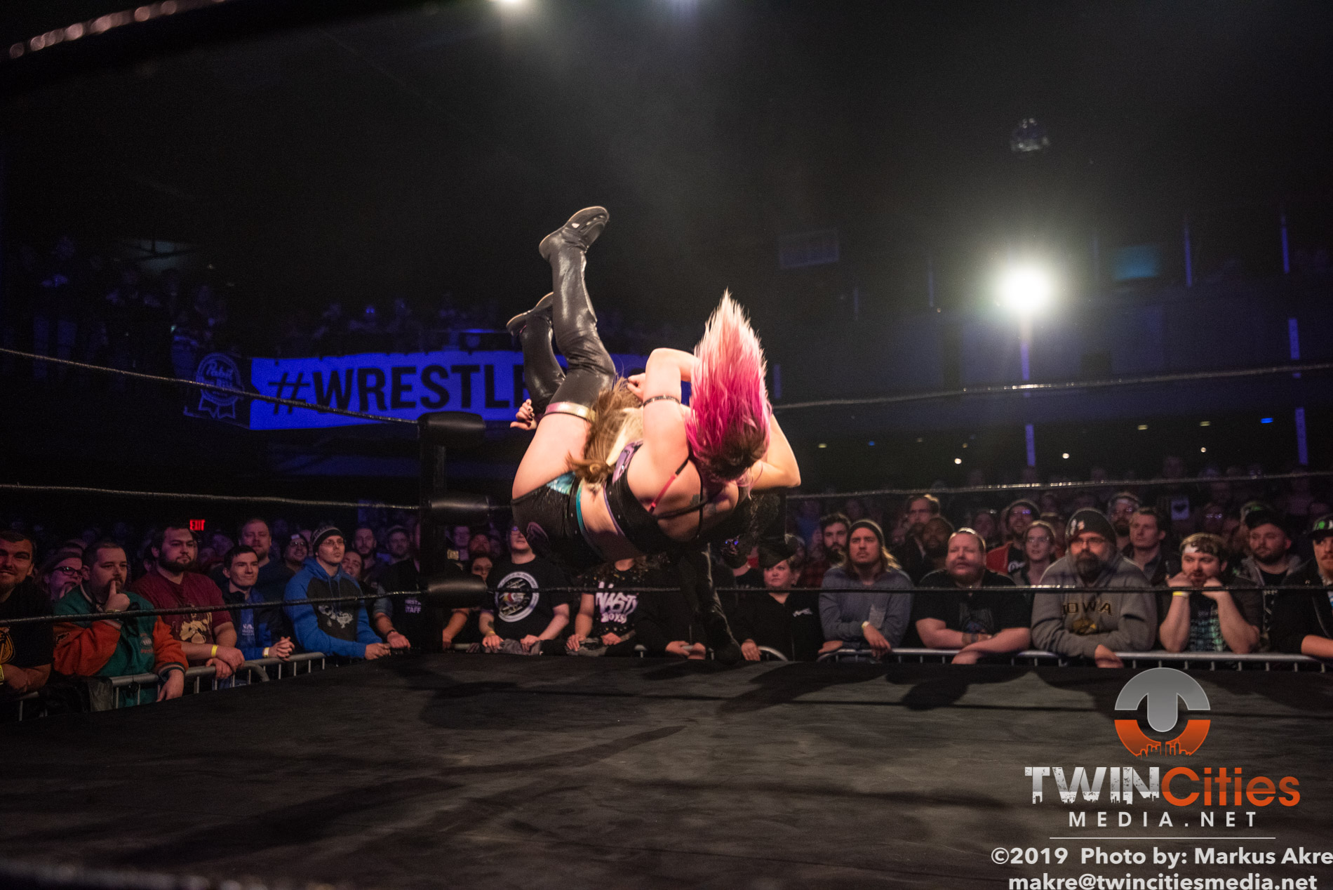 Wrestlepalooza - Match 2-11
