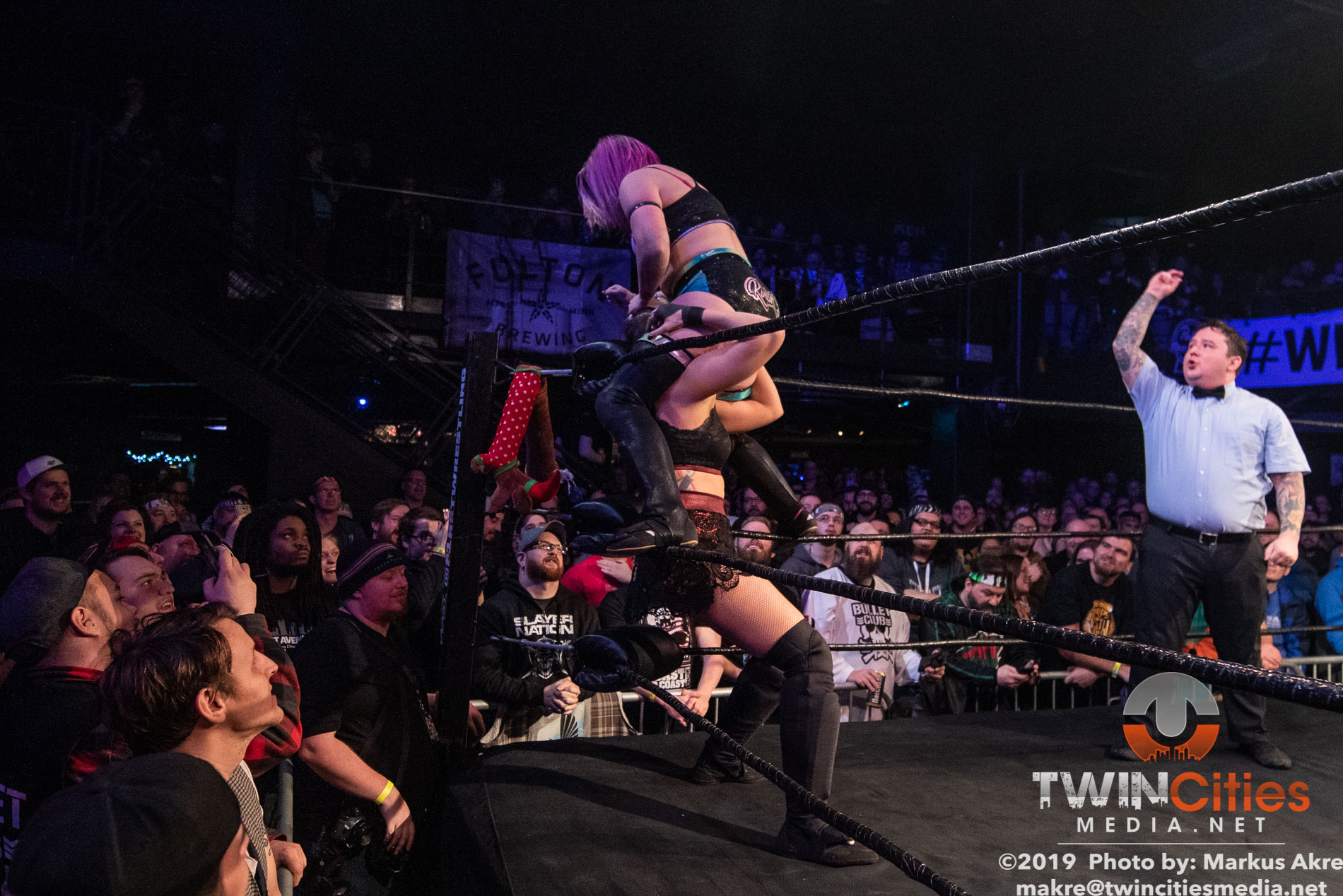 Wrestlepalooza - Match 2-4