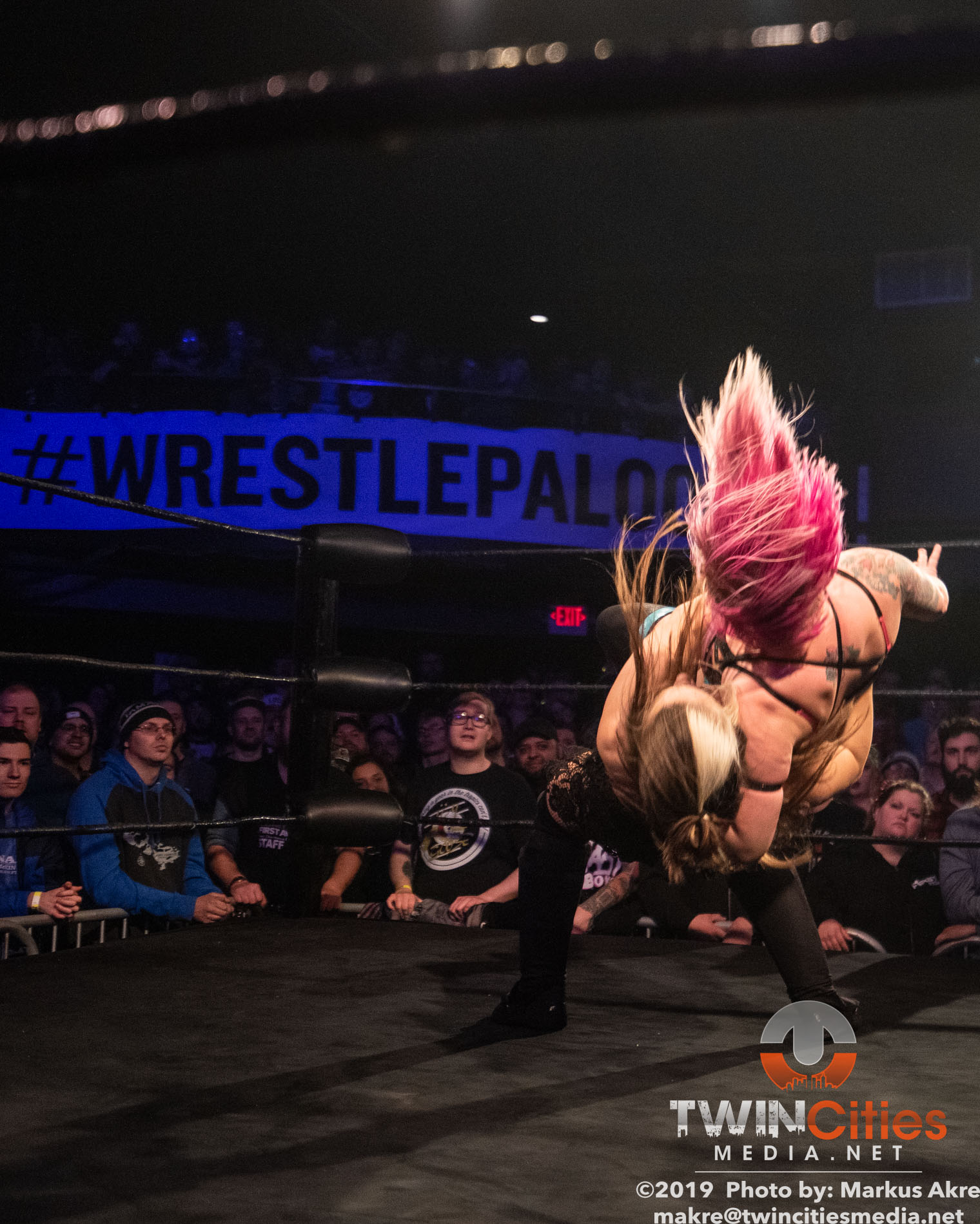 Wrestlepalooza - Match 2-9
