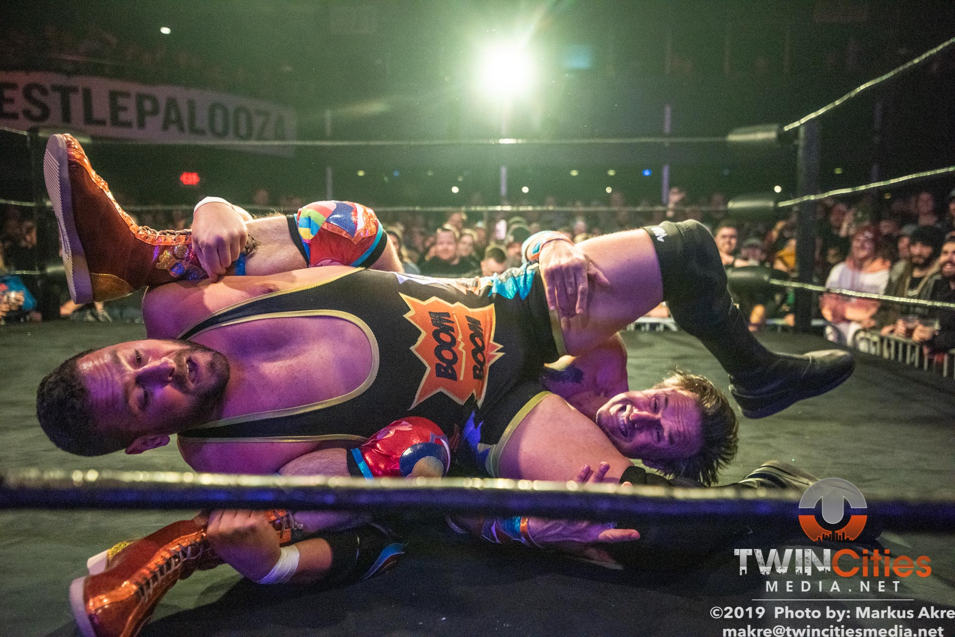 Wrestlepalooza - Match 3-11