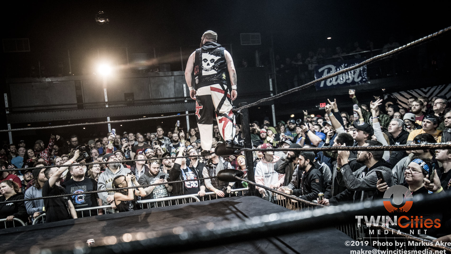 Wrestlepalooza - Match 4-1