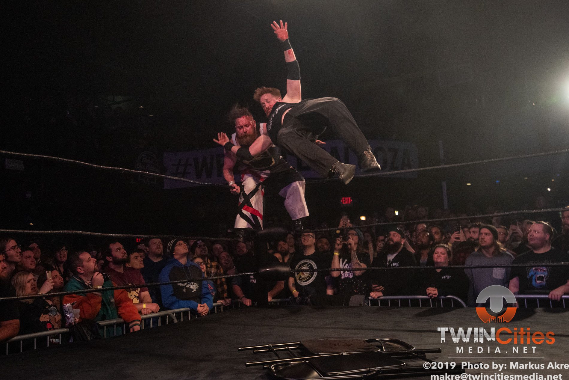 Wrestlepalooza - Match 4-10