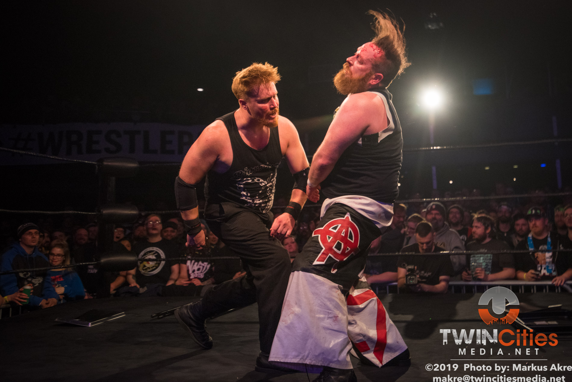 Wrestlepalooza - Match 4-15