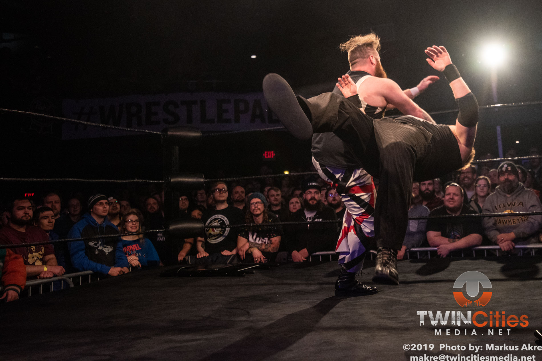 Wrestlepalooza - Match 4-5