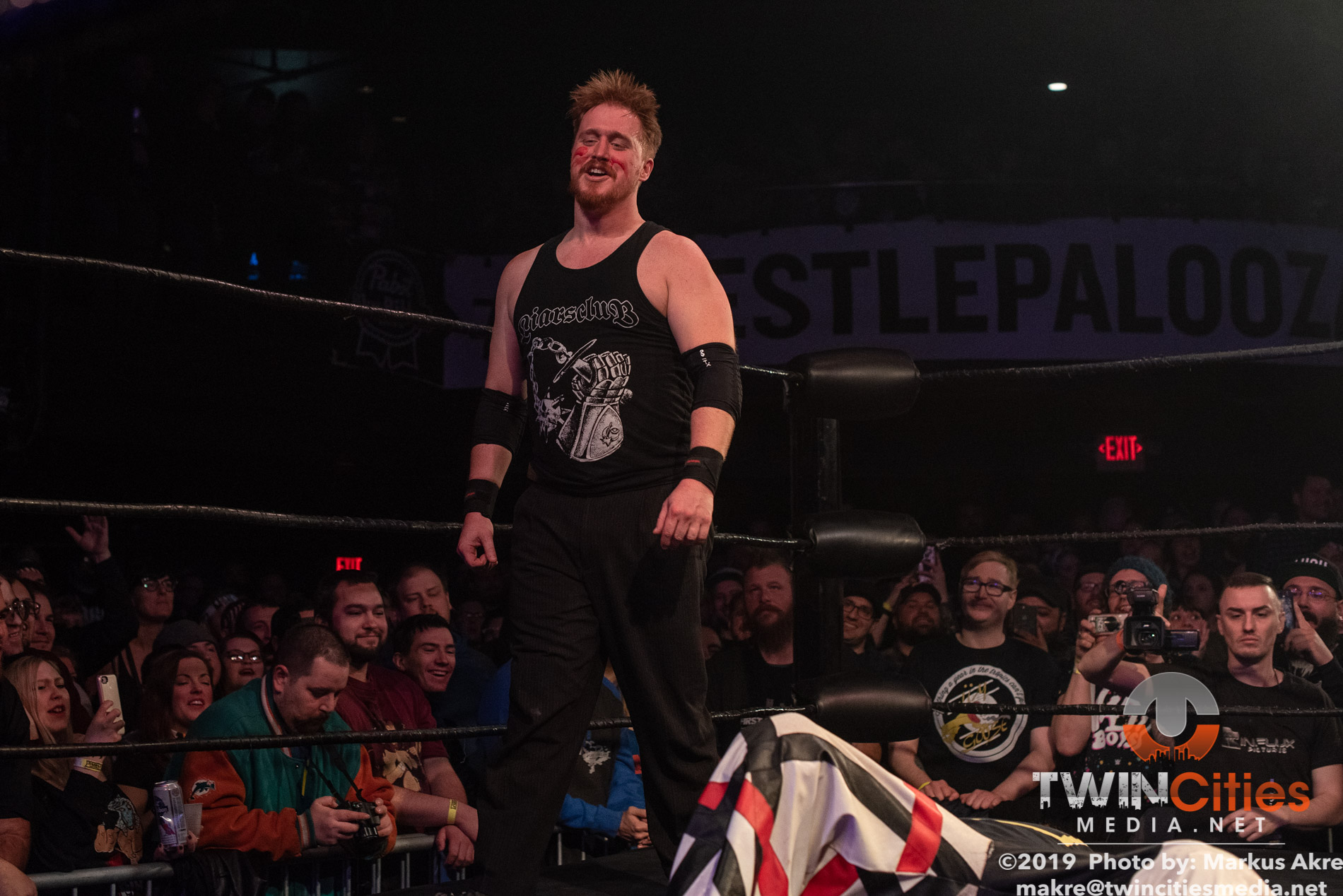Wrestlepalooza - Match 4-8