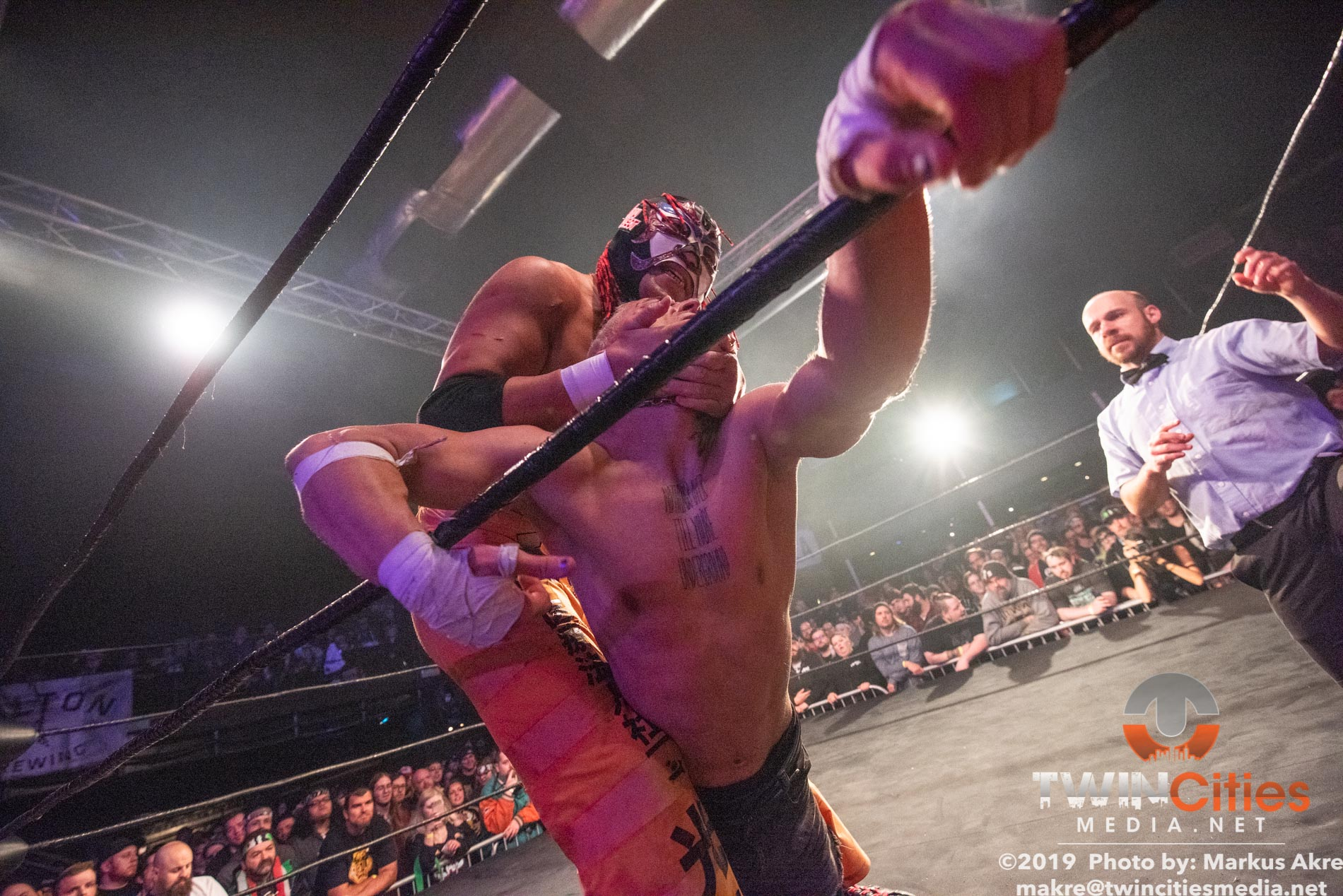 Wrestlepalooza - Match 5-10