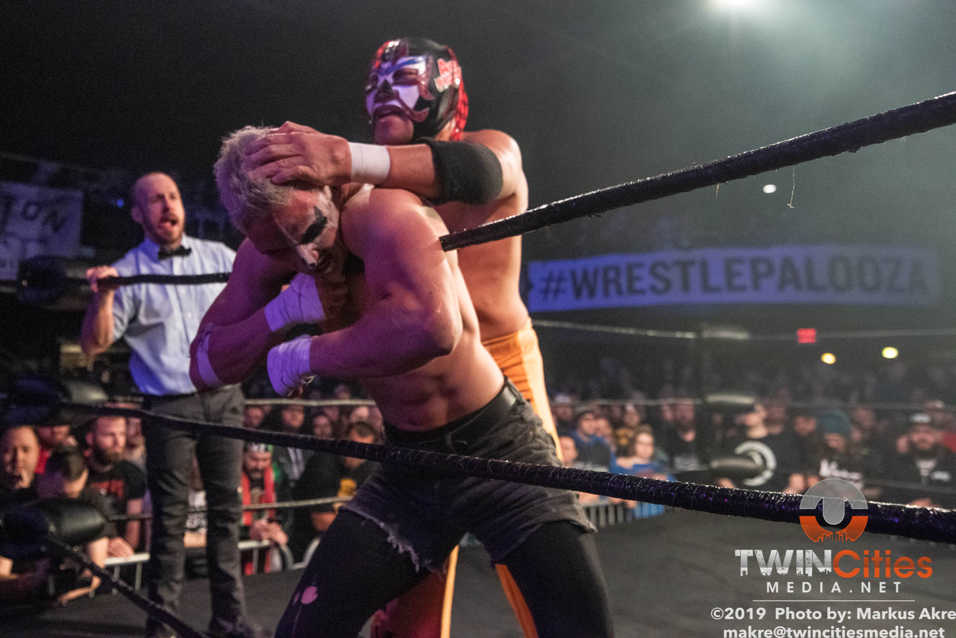 Wrestlepalooza - Match 5-11