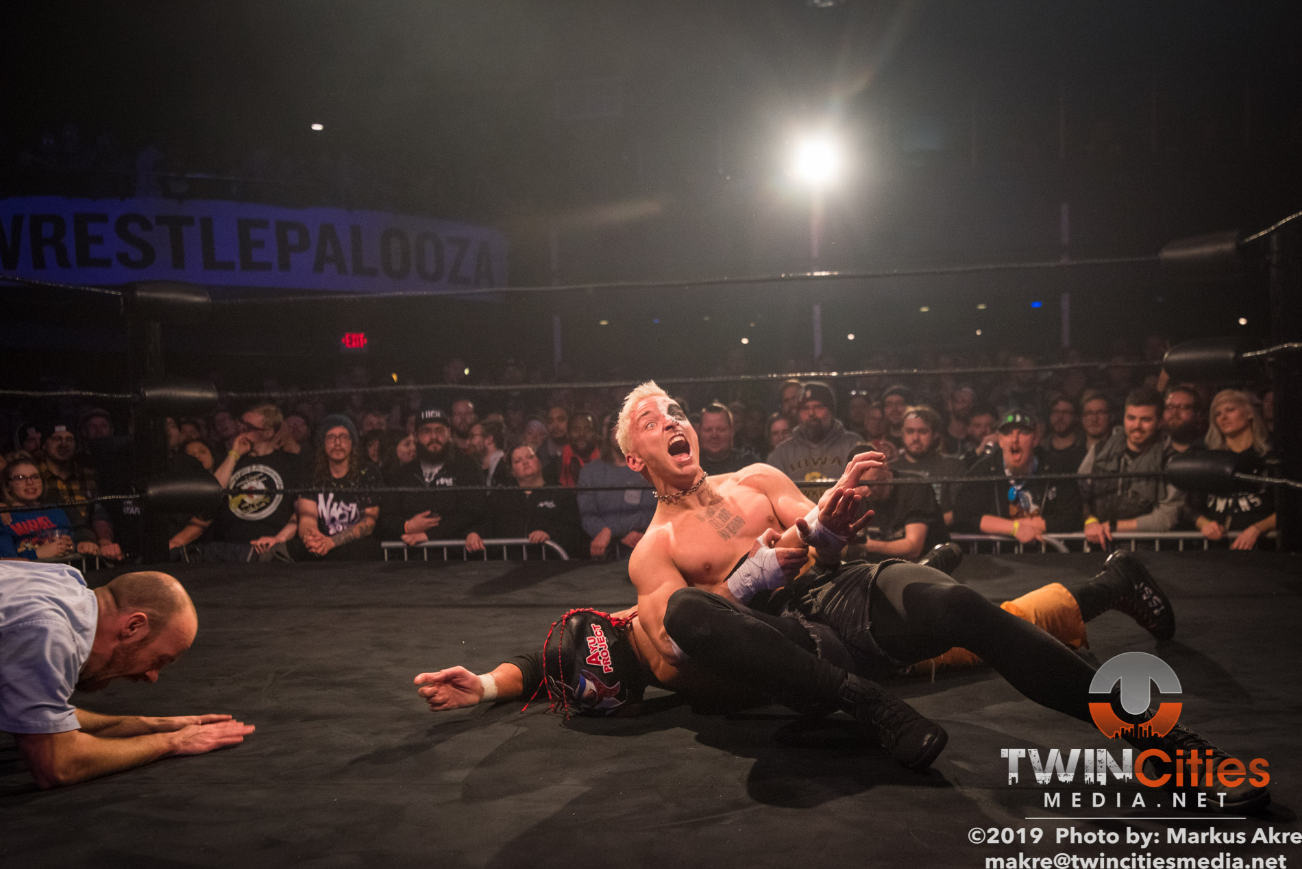 Wrestlepalooza - Match 5-12