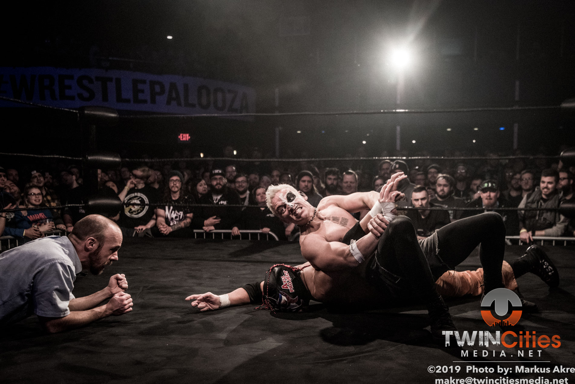 Wrestlepalooza - Match 5-13