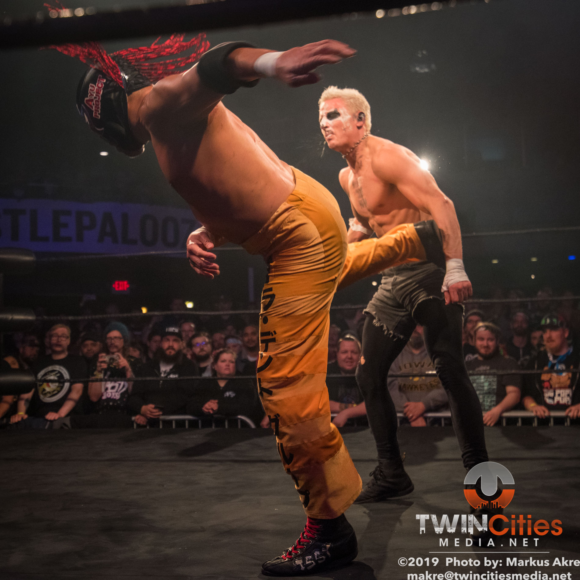 Wrestlepalooza - Match 5-16