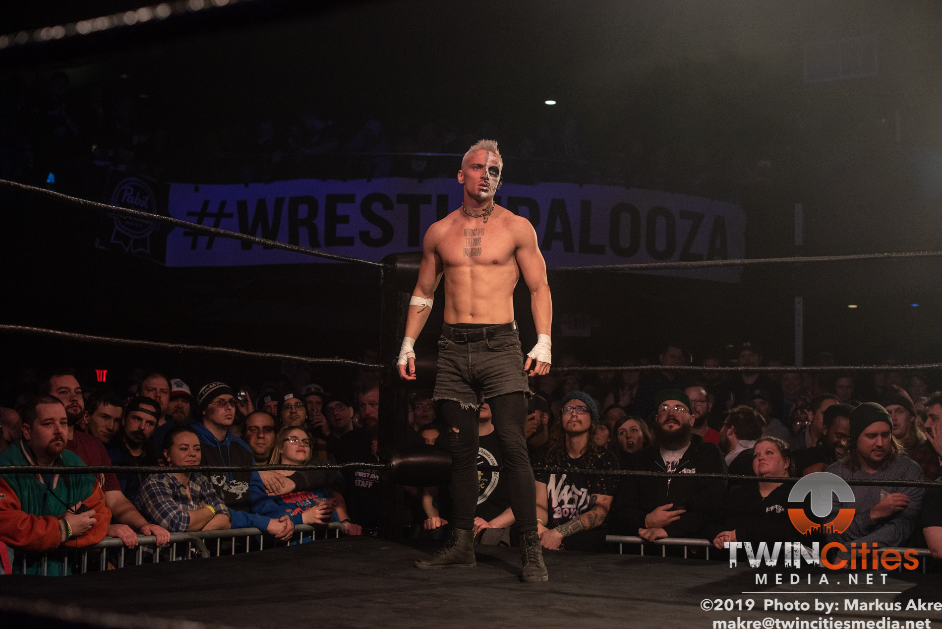 Wrestlepalooza - Match 5-3
