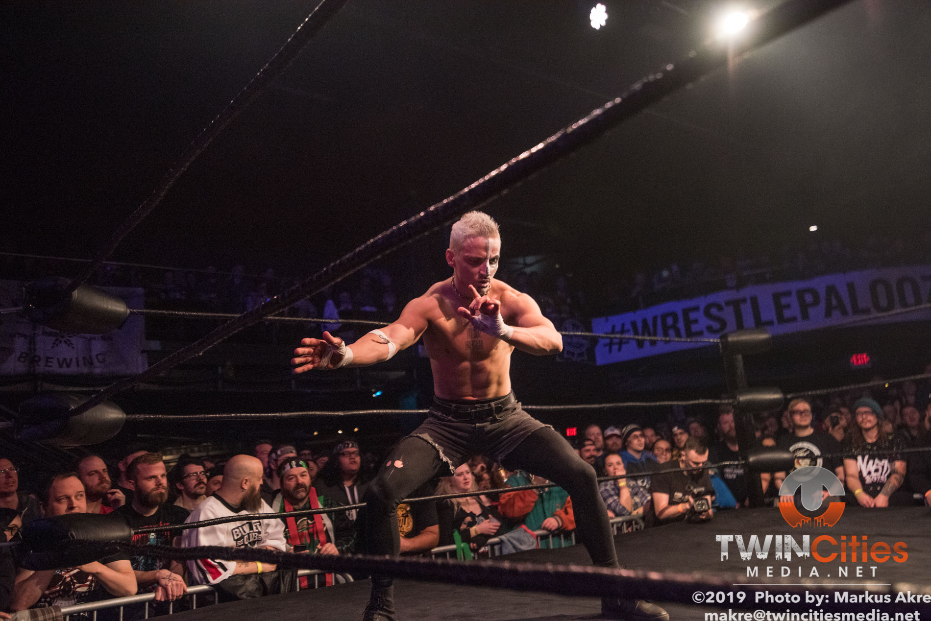 Wrestlepalooza - Match 5-4