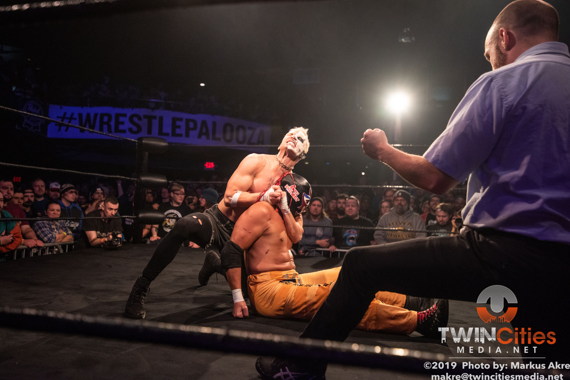 Wrestlepalooza - Match 5-6