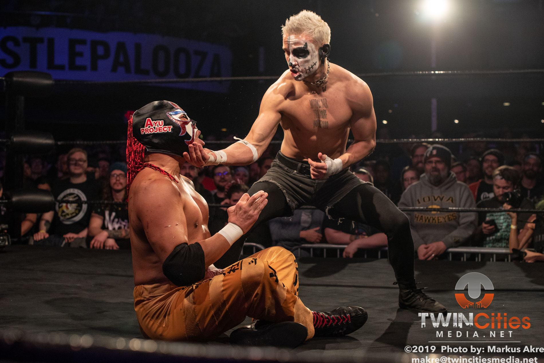 Wrestlepalooza - Match 5-7