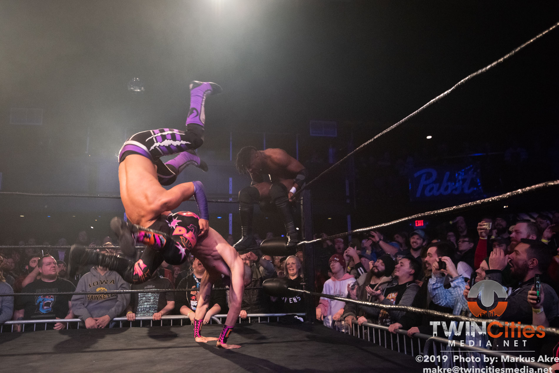 Wrestlepalooza - Match 6-13