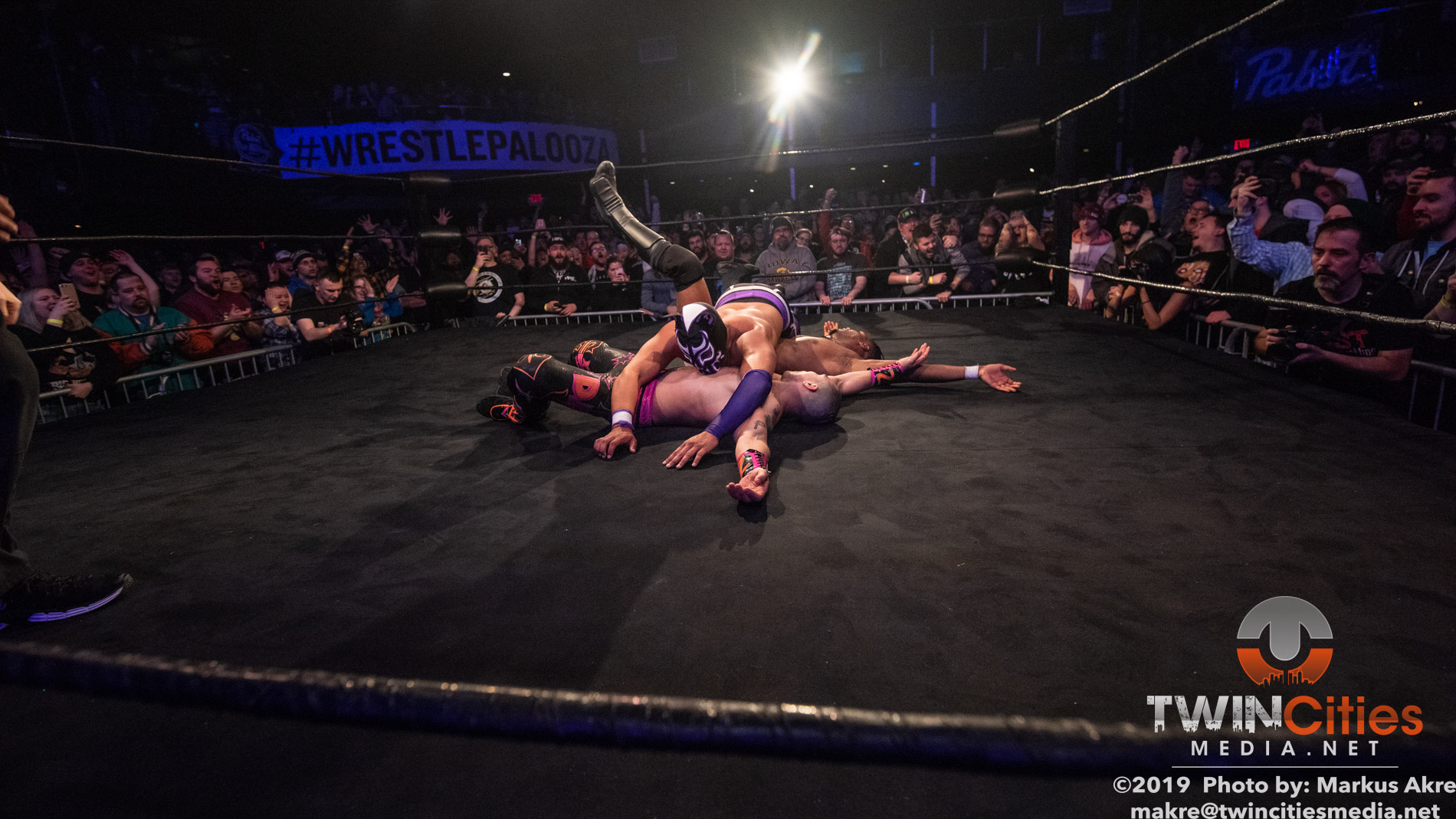 Wrestlepalooza - Match 6-16