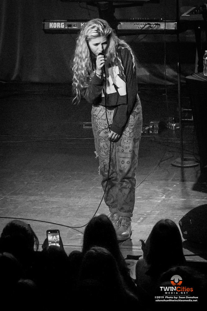 Kennedi at Varsity Theater - 11.9.2019