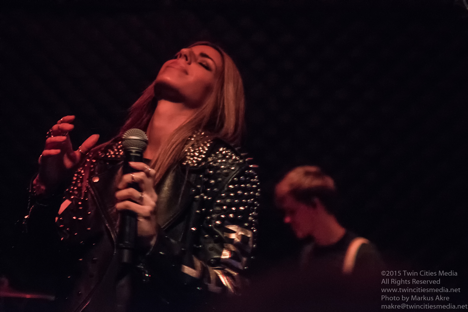 brooke fraser something in the water