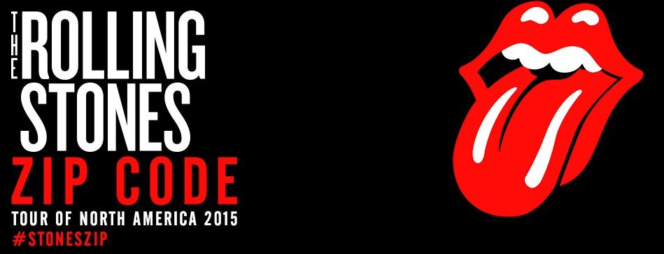 The Rolling Stones Zip Code Tour 2015