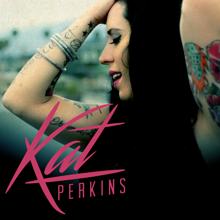 Kat Perkins' new album is due out on July 10, 2015