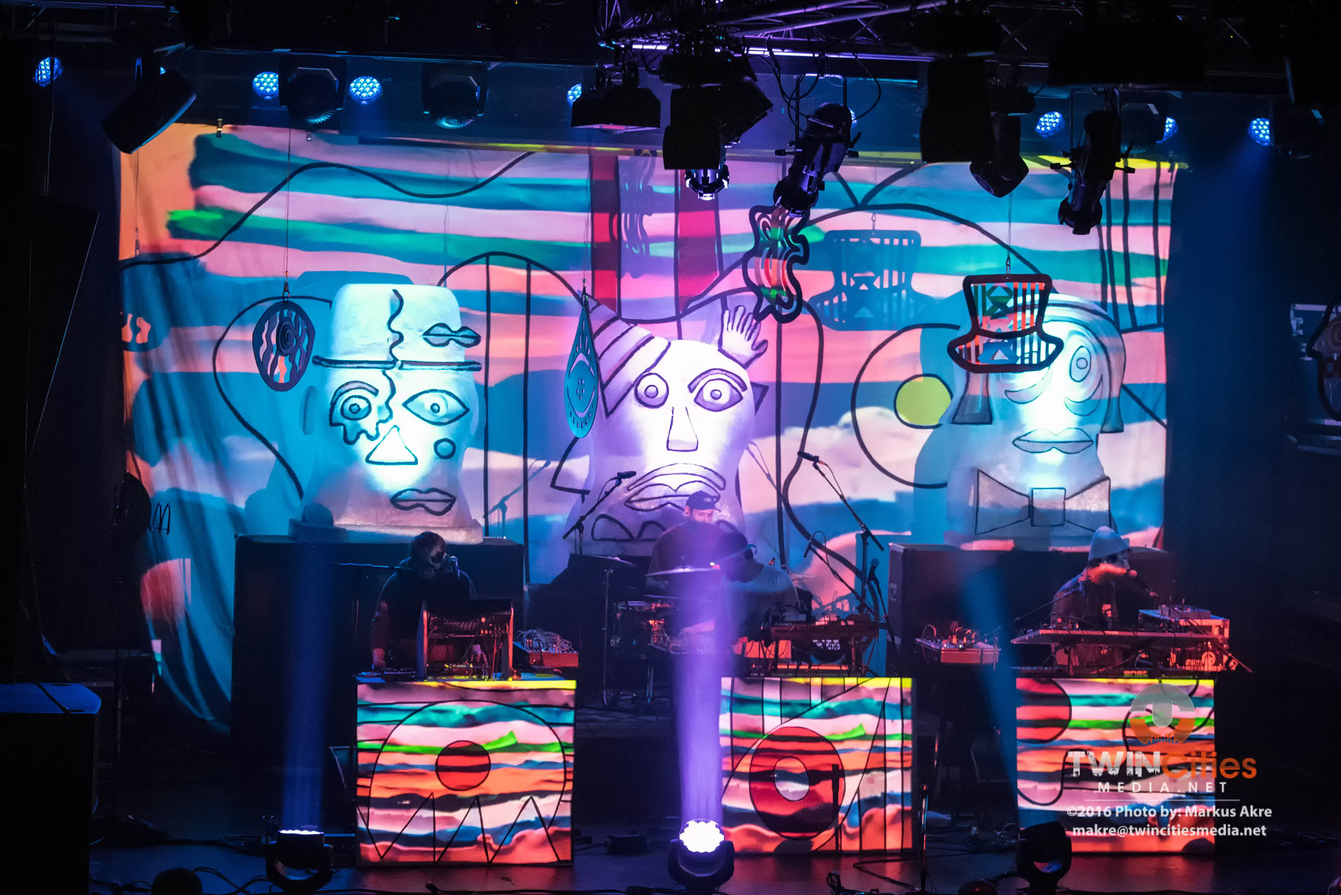 Animal Collective at First Avenue - 2/28/2016