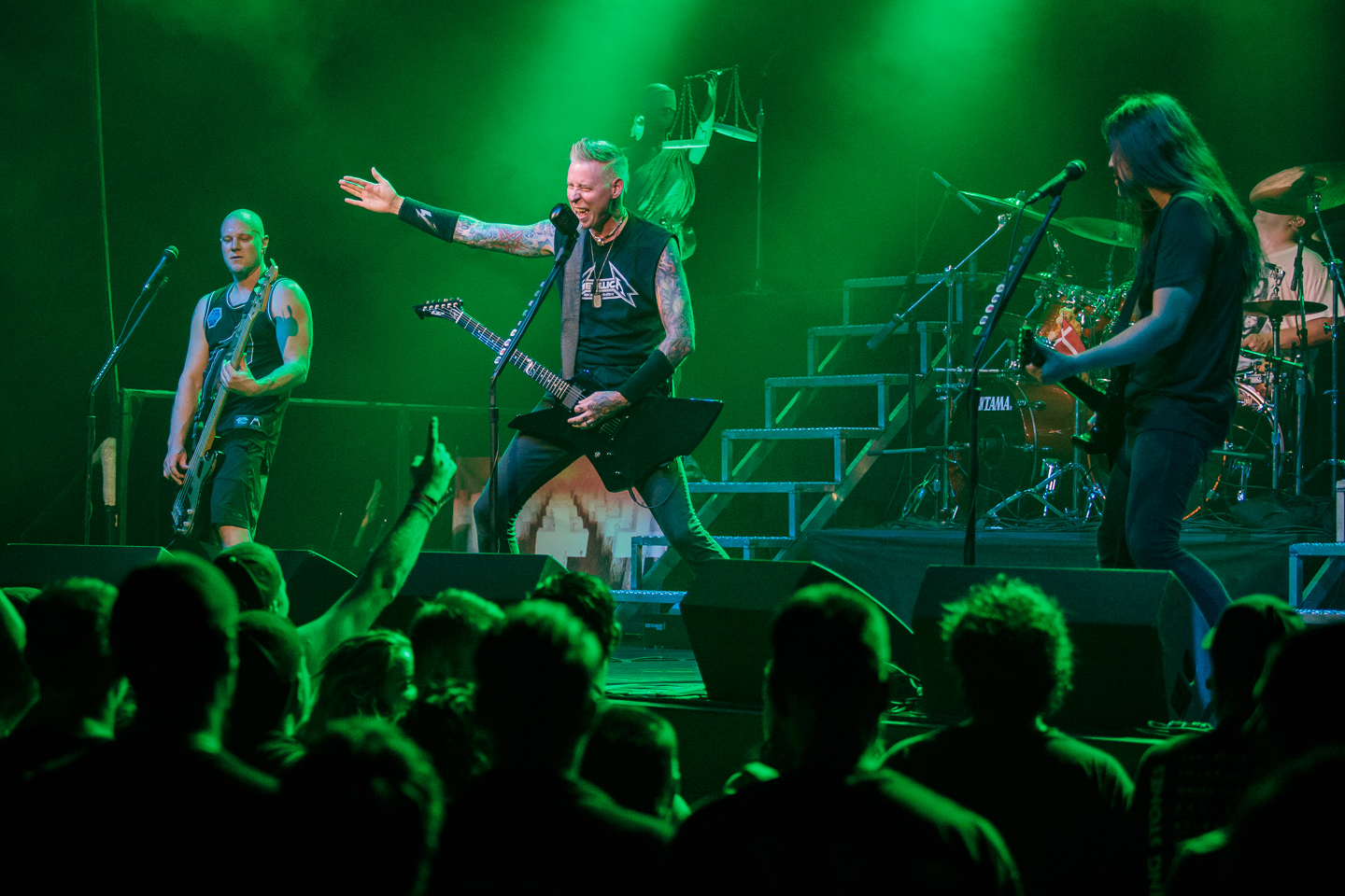Tribute band one thrills metallica fans with huge setlist at first tribute band one thrills metallica fans with huge setlist at first avenue malvernweather Choice Image