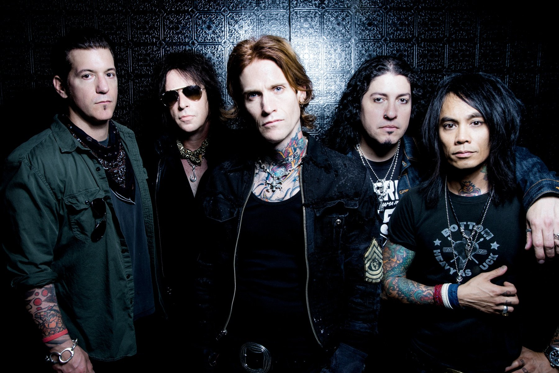 Buckcherry Will Play Medina Entertainment Center 1112