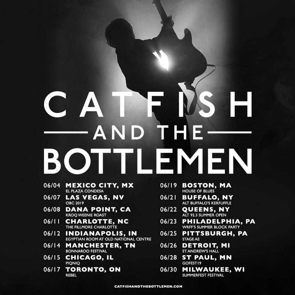 Go Fest '19: Catfish and the Bottlemen and X Ambassadors at the