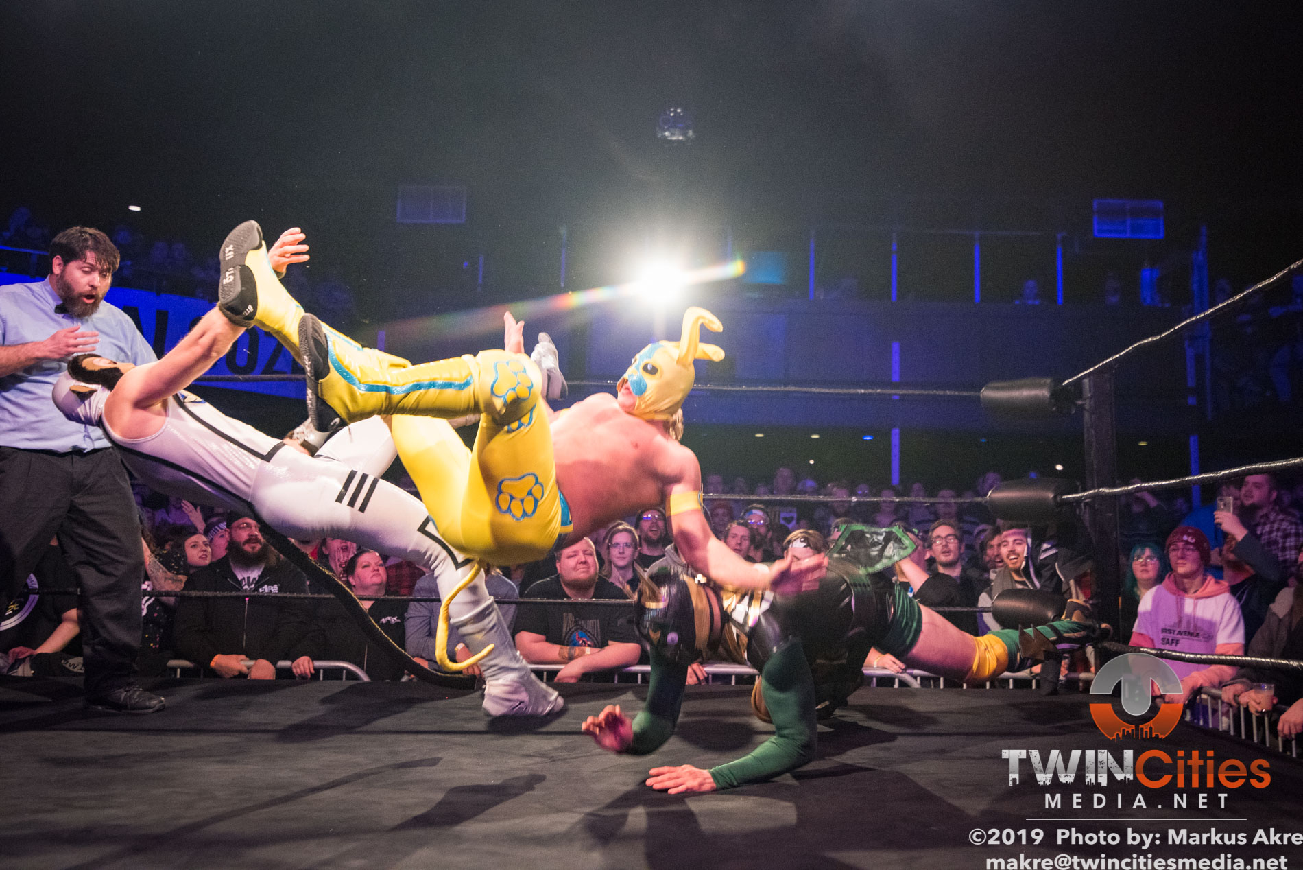Wrestlepalooza - Match 1-10