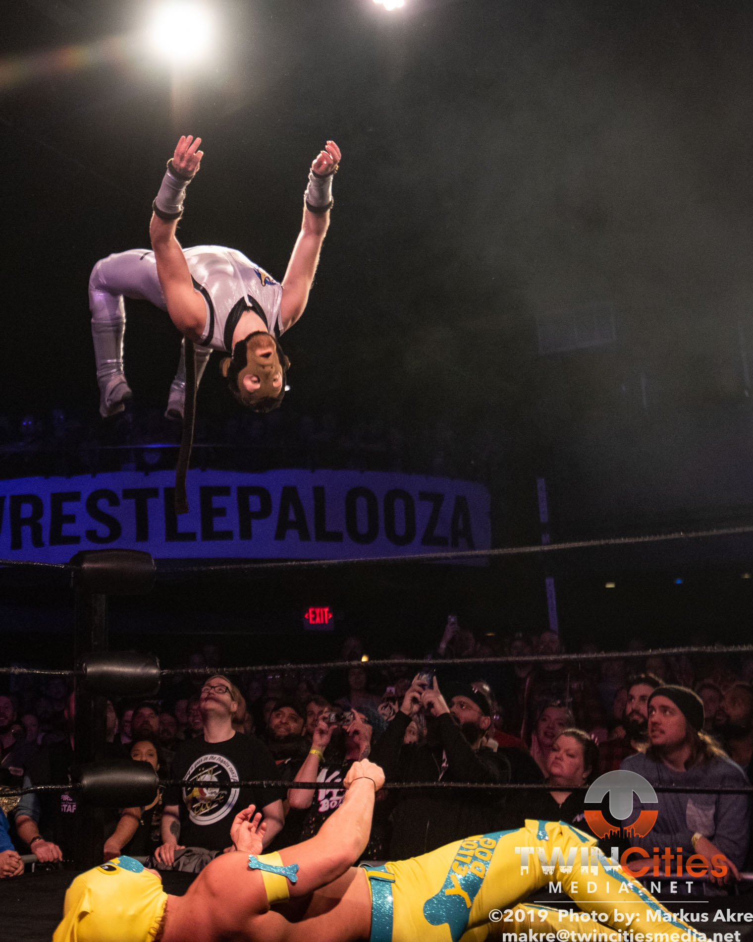 Wrestlepalooza - Match 1-14