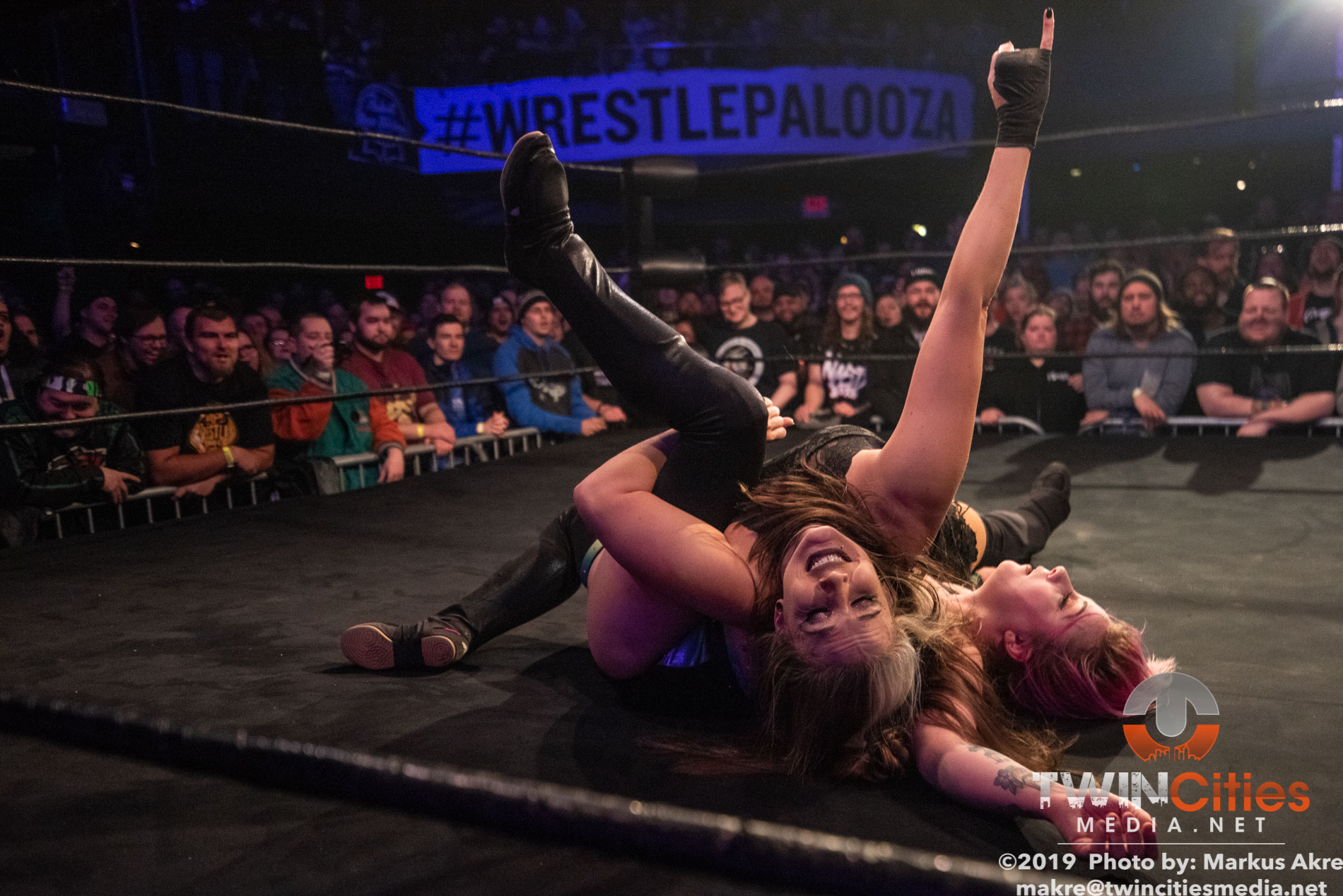 Wrestlepalooza - Match 2-12