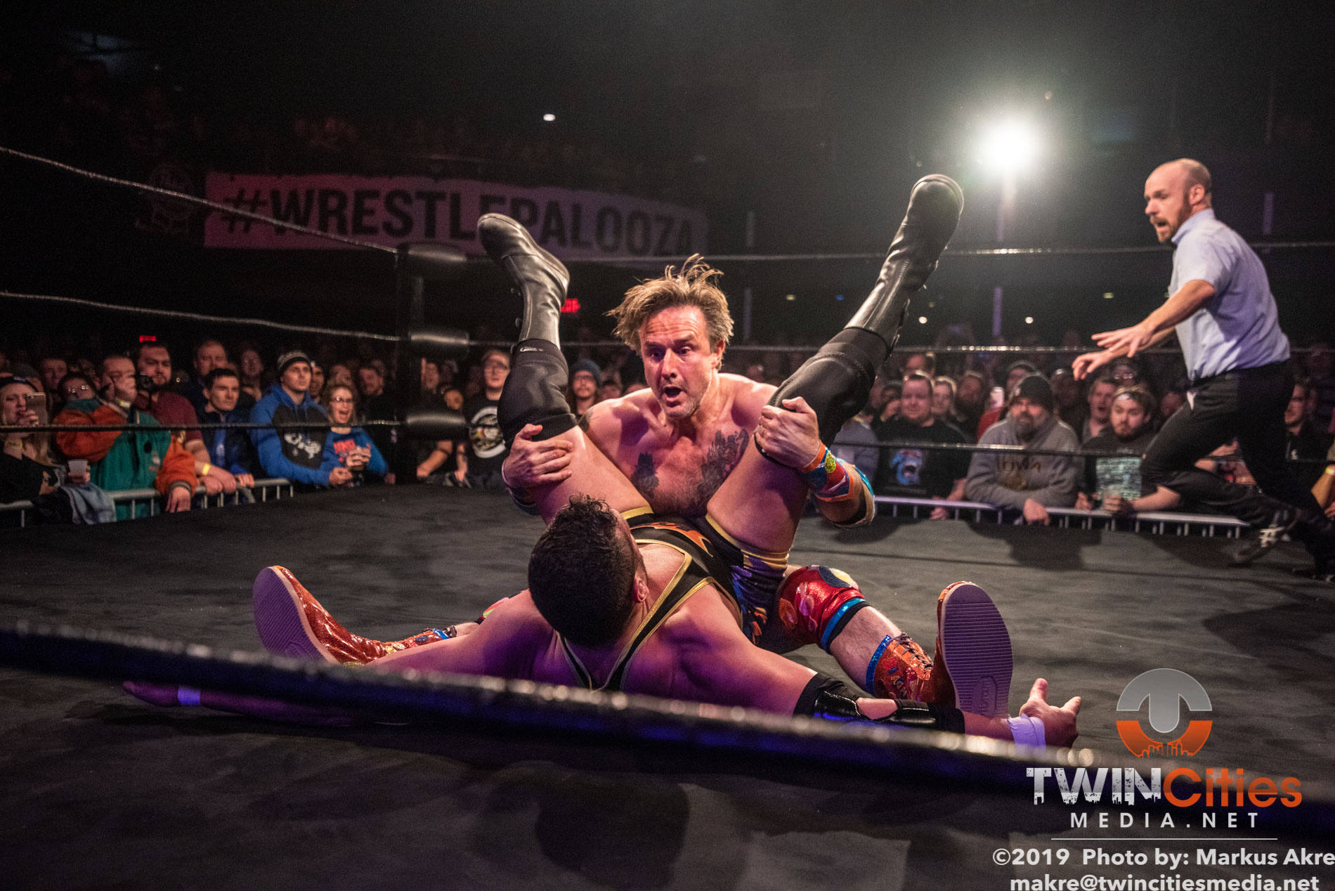 Wrestlepalooza - Match 3-10