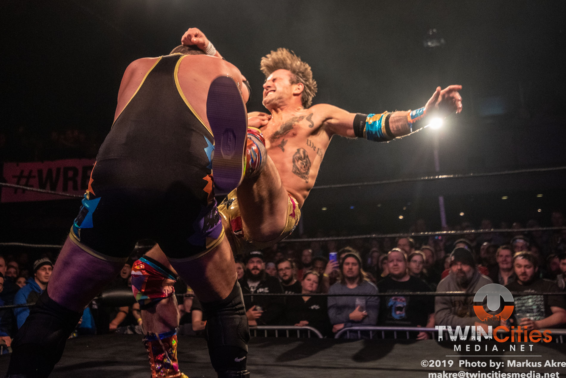 Wrestlepalooza - Match 3-12