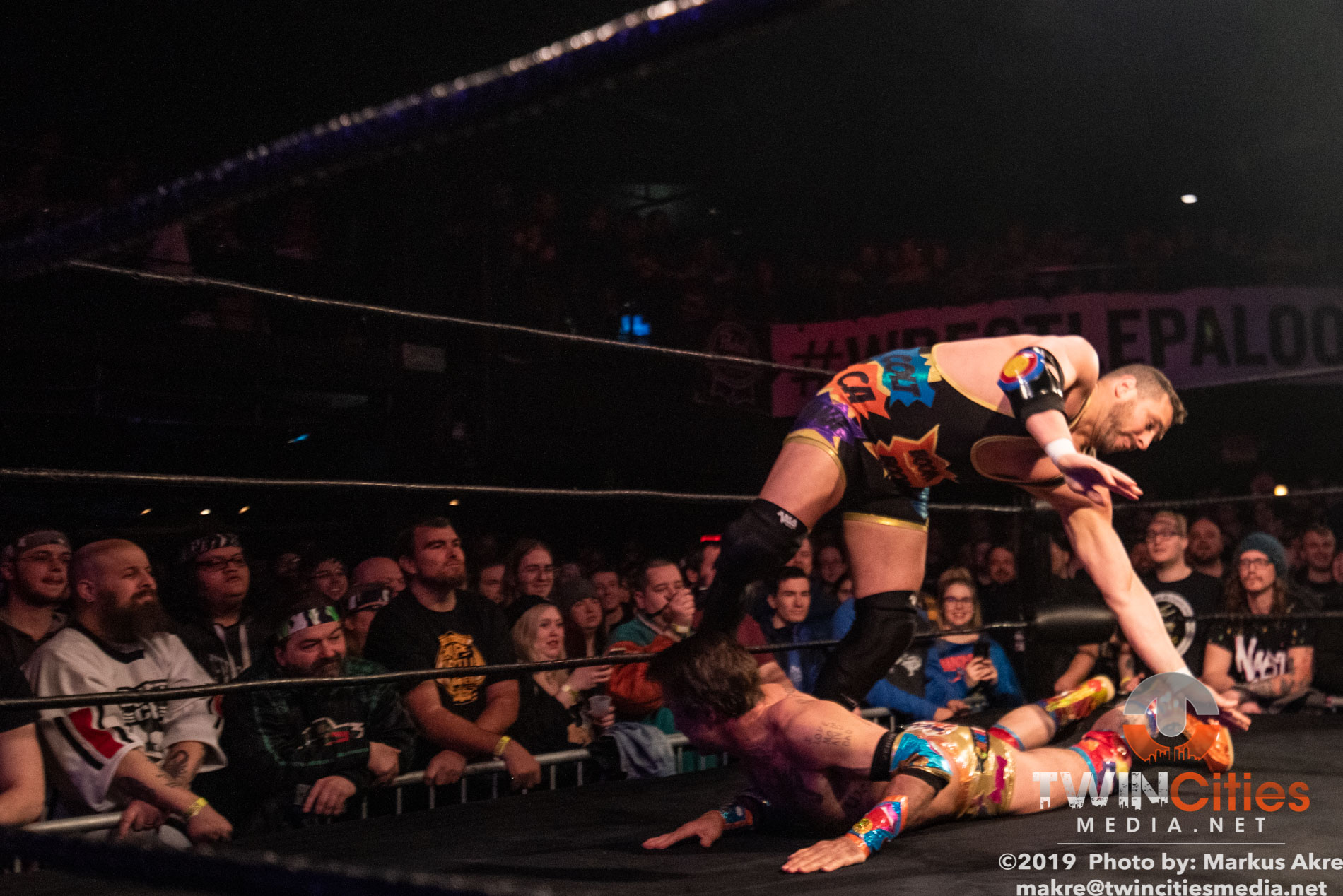 Wrestlepalooza - Match 3-2