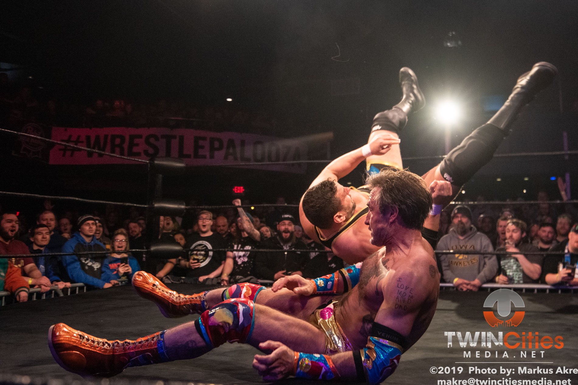 Wrestlepalooza - Match 3-3