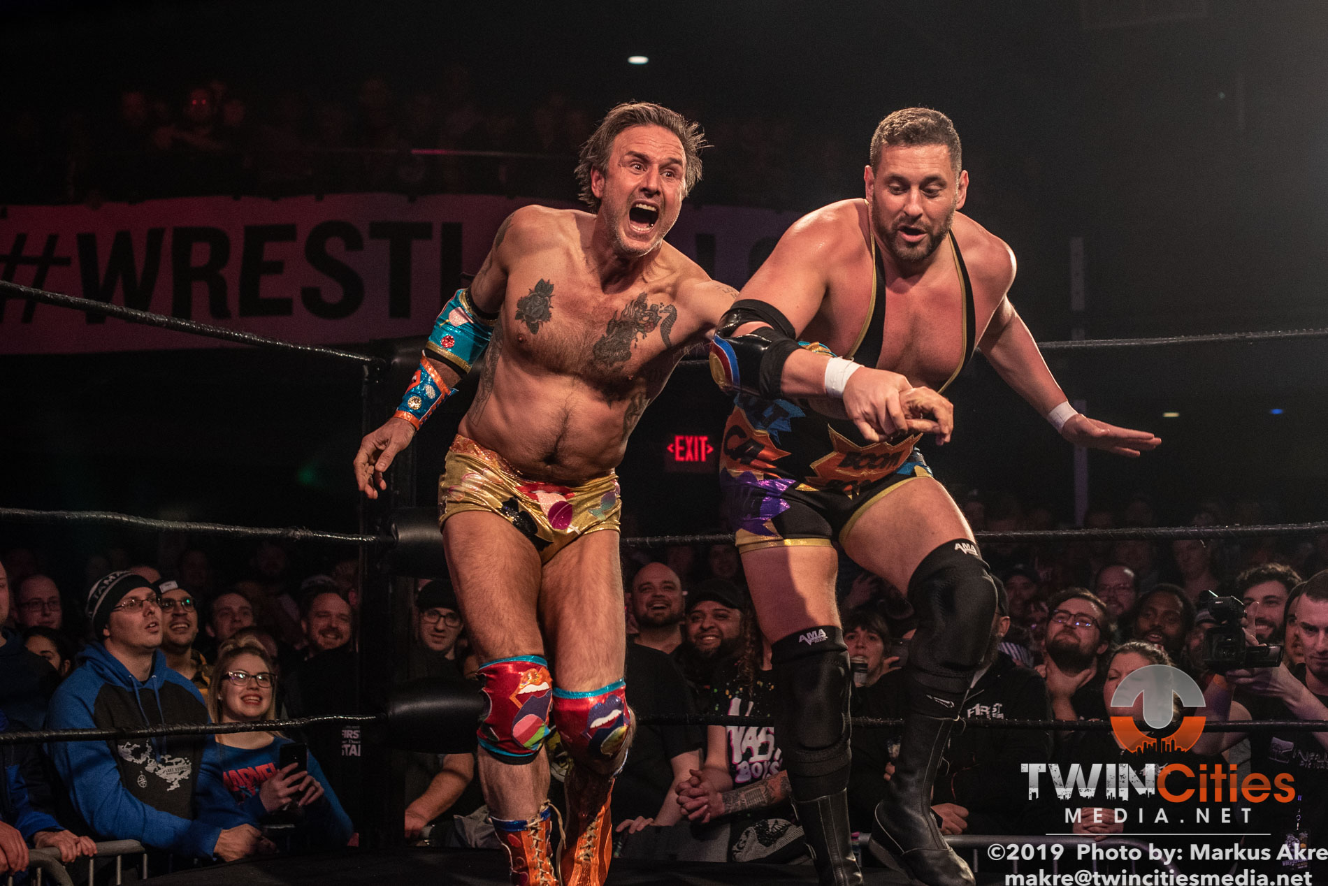 Wrestlepalooza - Match 3-7