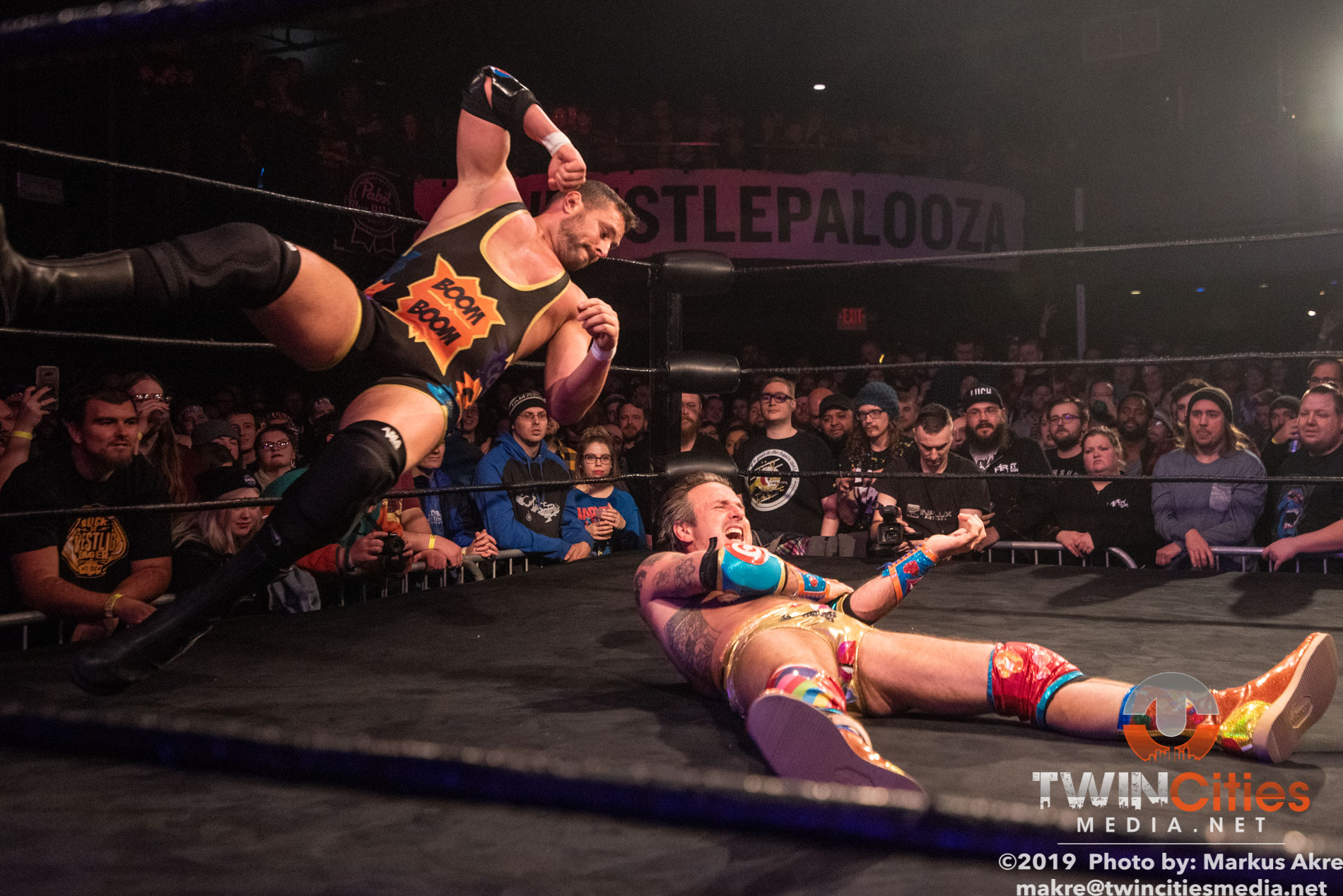 Wrestlepalooza - Match 3-8