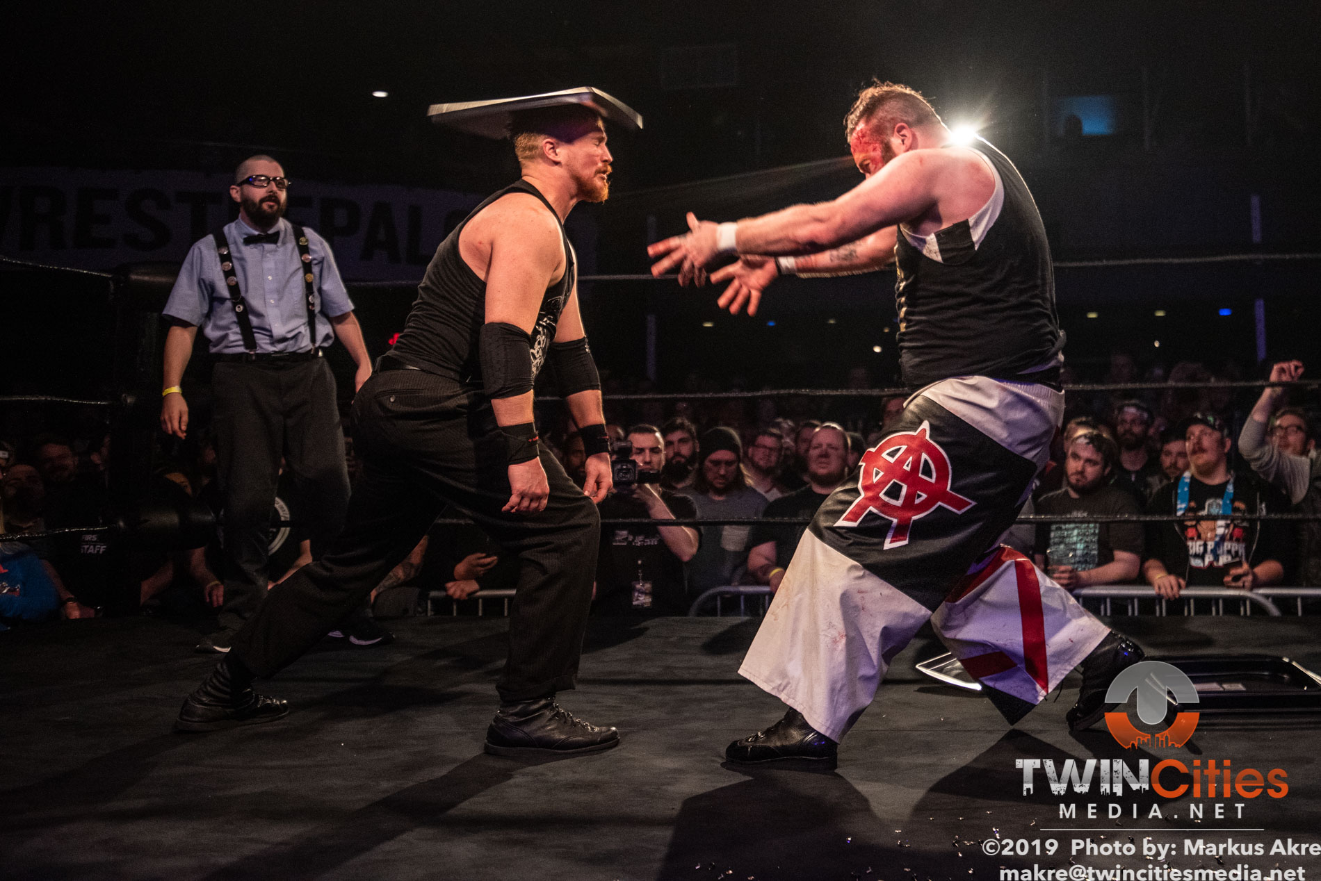 Wrestlepalooza - Match 4-13