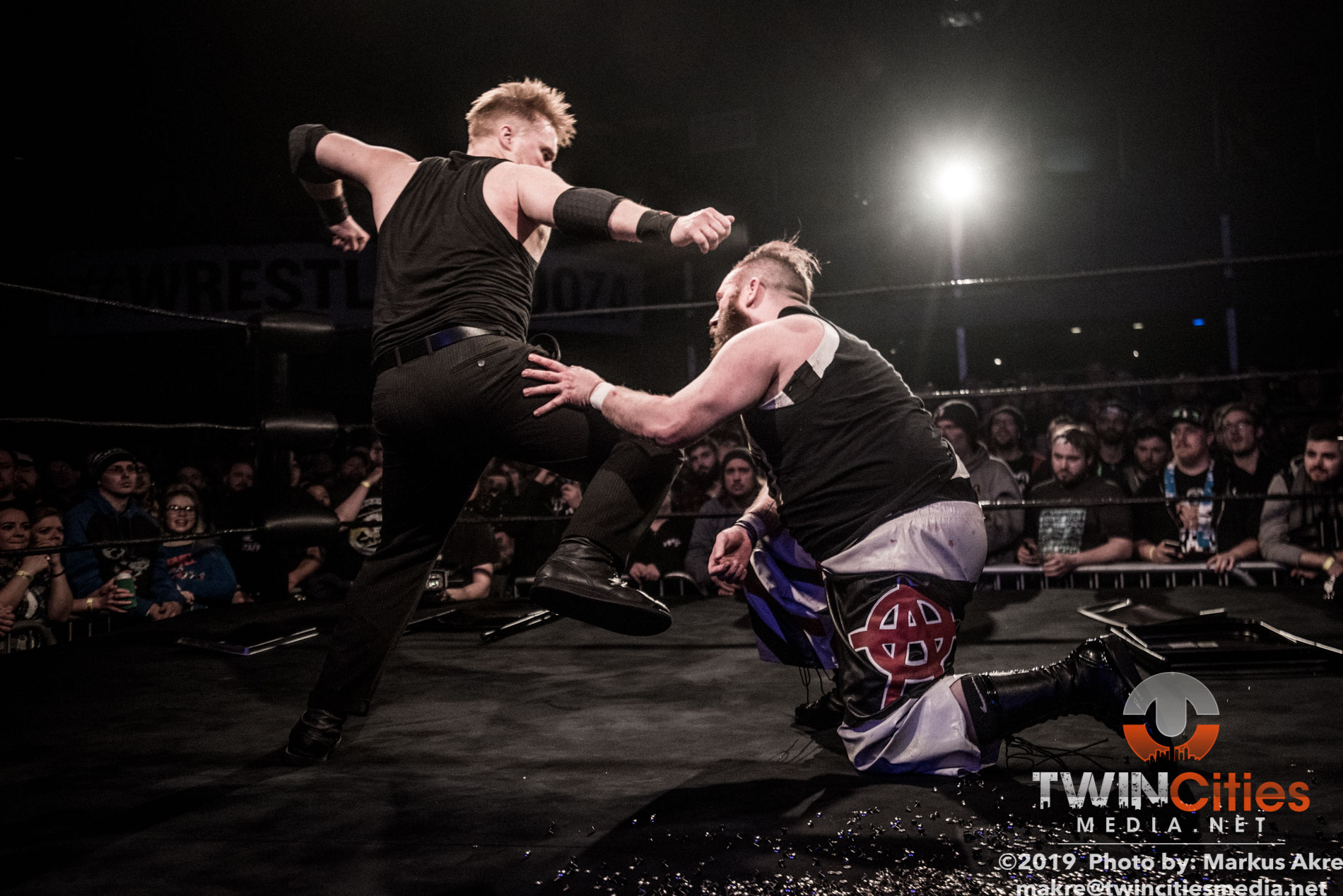 Wrestlepalooza - Match 4-14