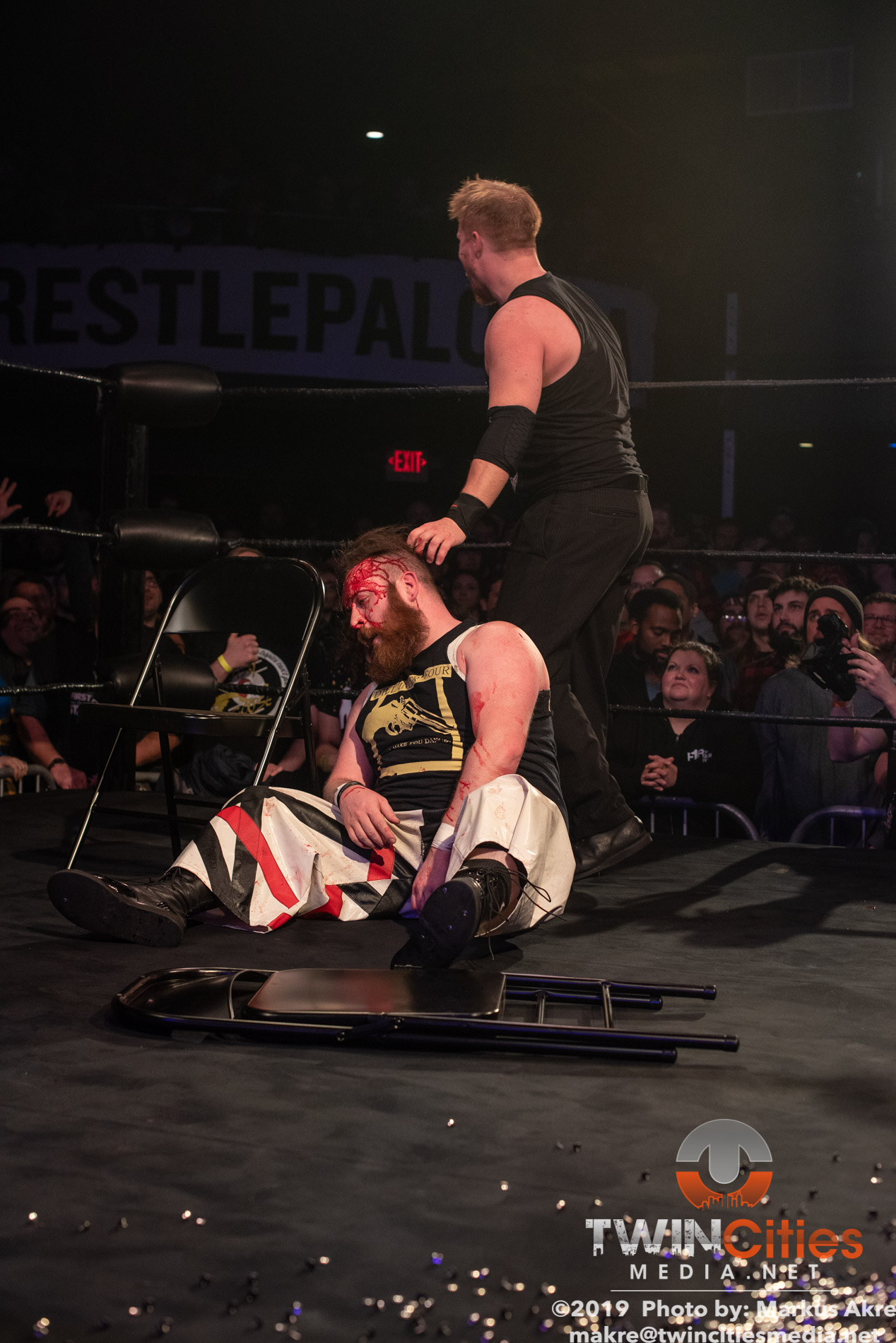 Wrestlepalooza - Match 4-9