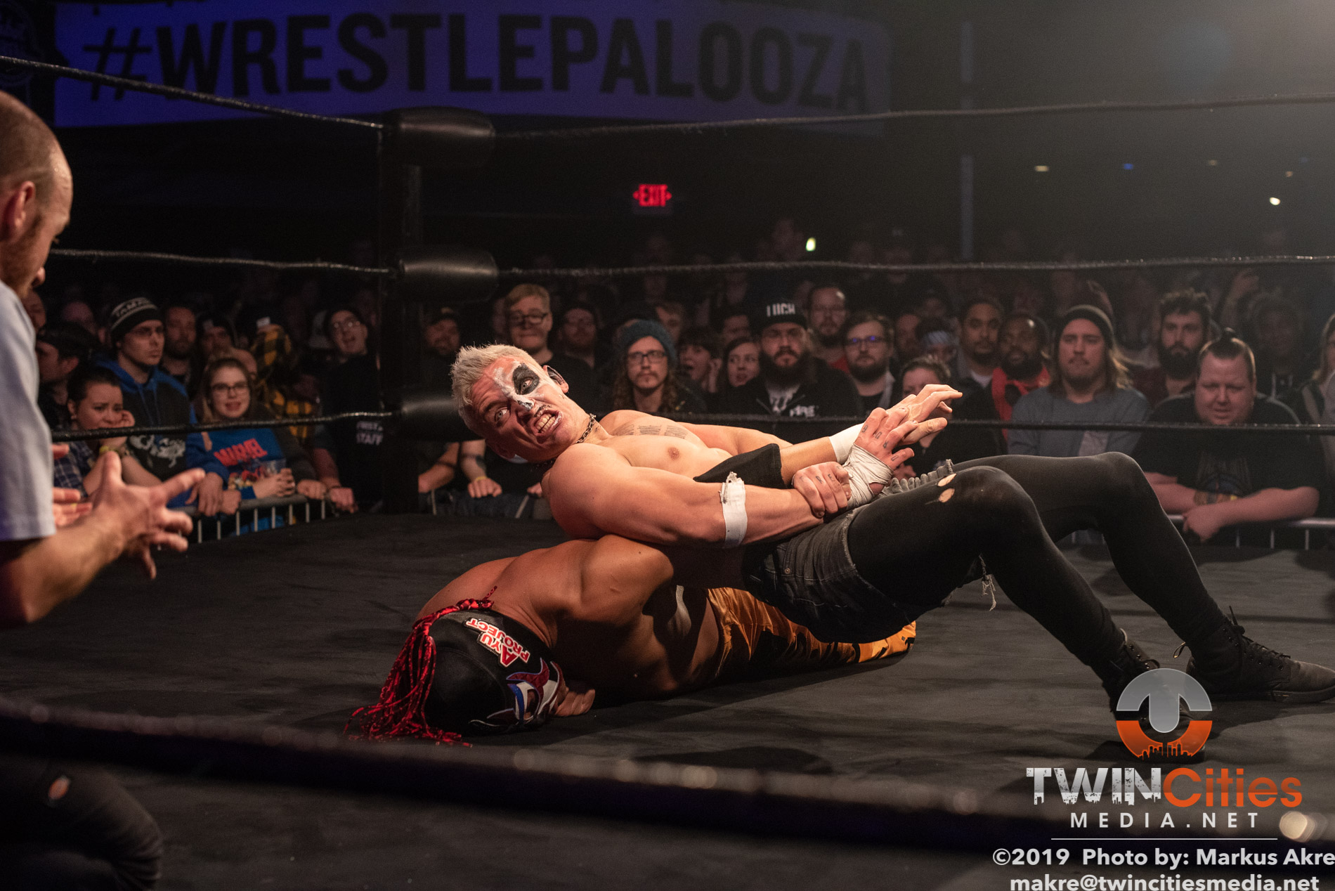 Wrestlepalooza - Match 5-15