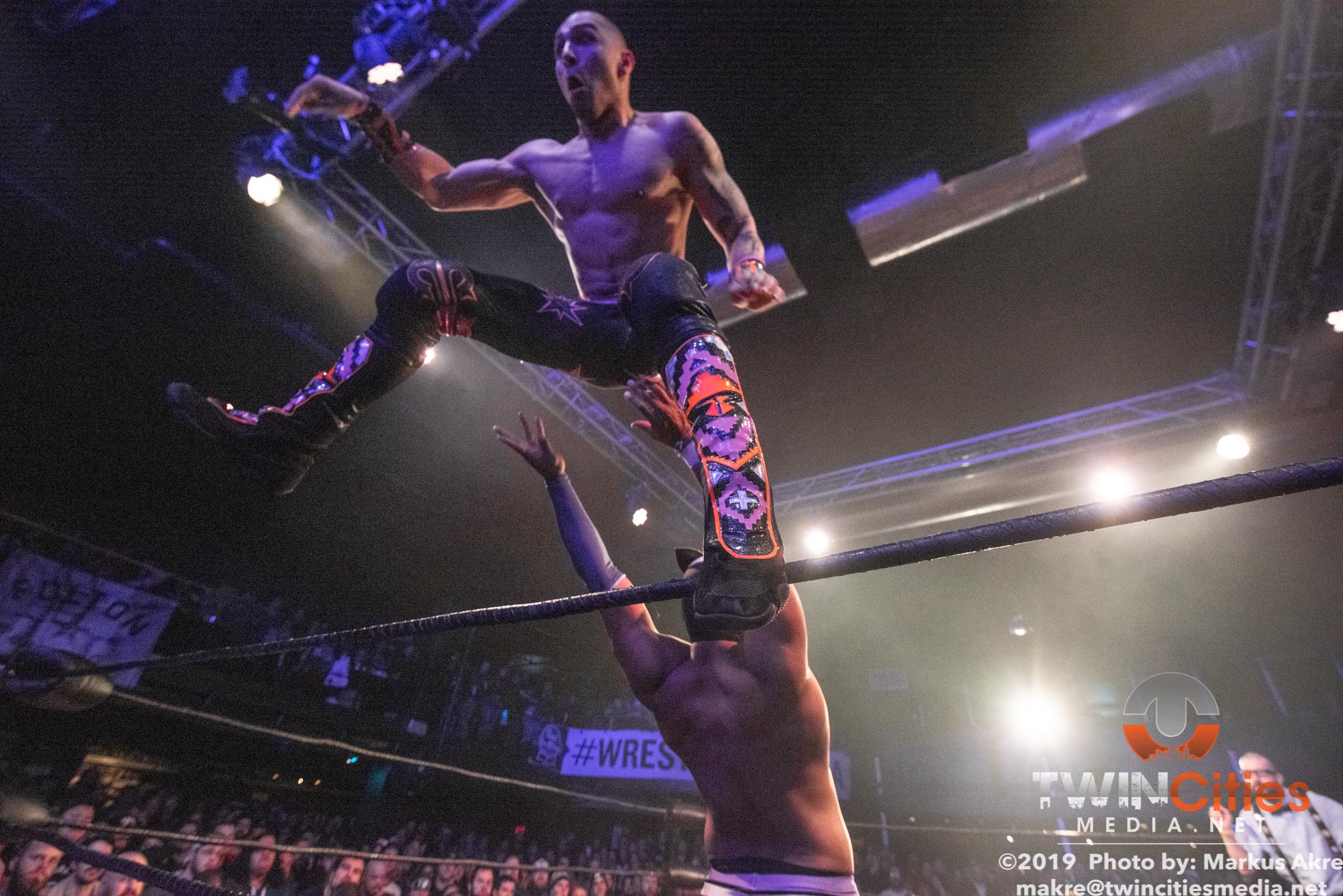 Wrestlepalooza - Match 6-10
