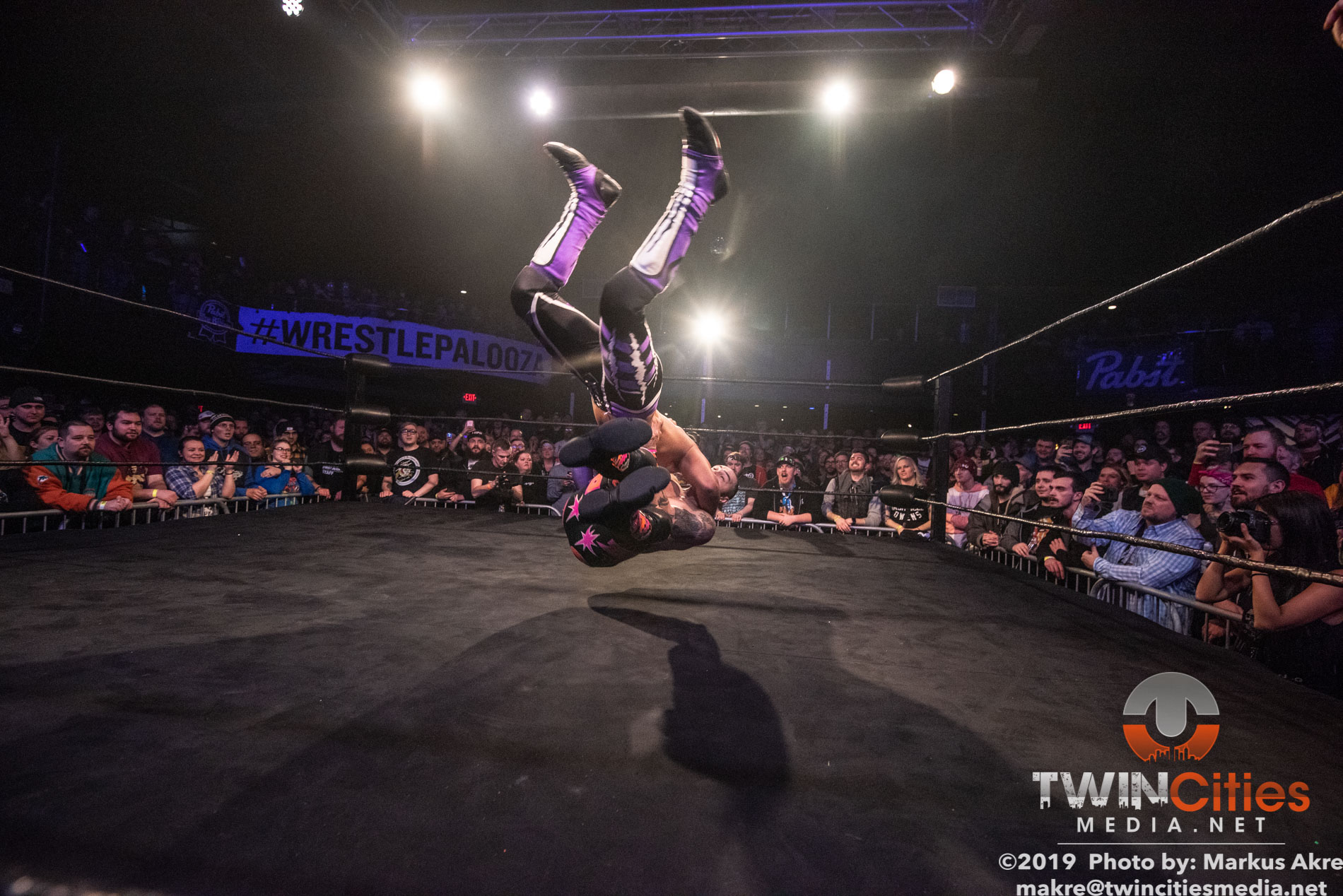 Wrestlepalooza - Match 6-12