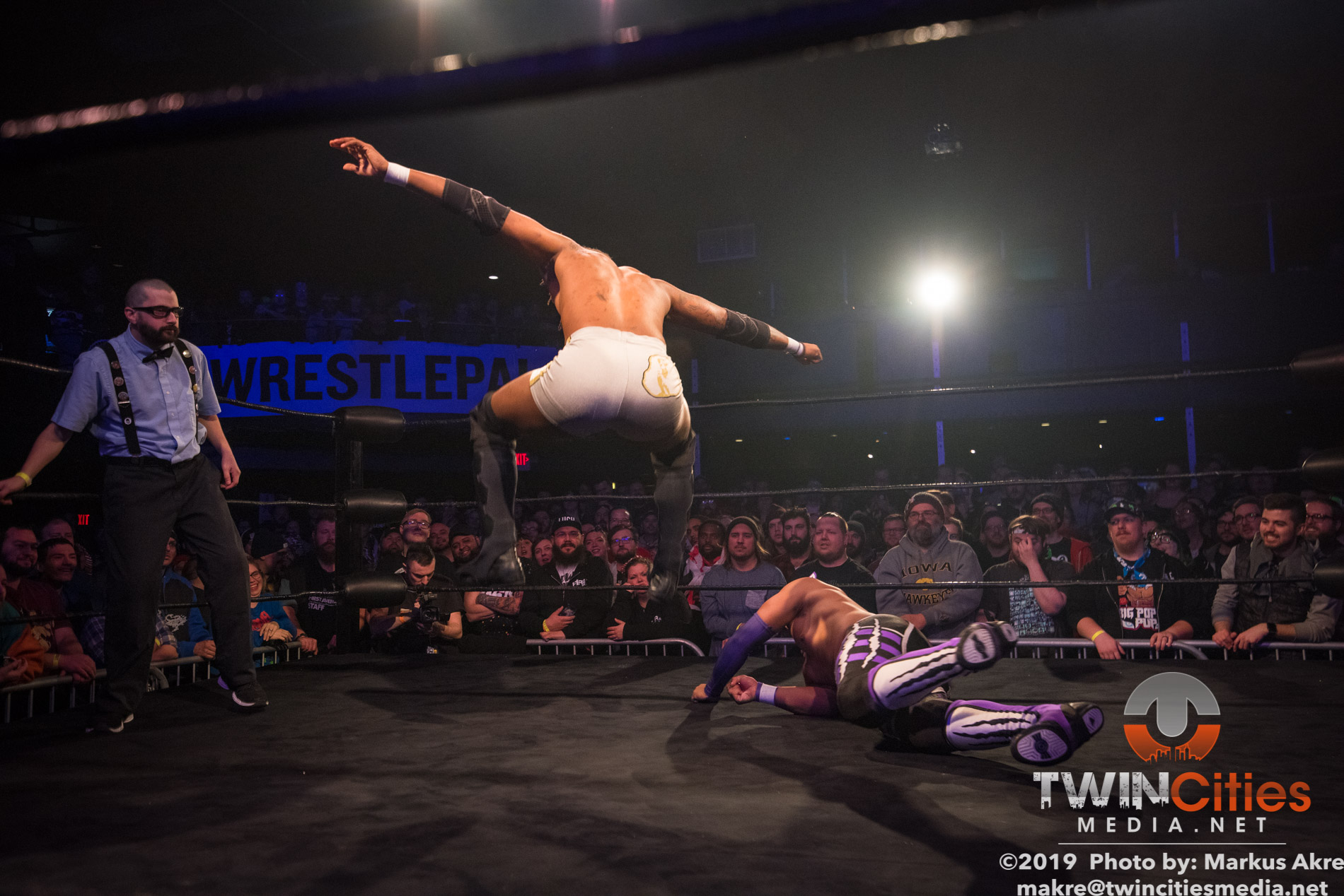 Wrestlepalooza - Match 6-2