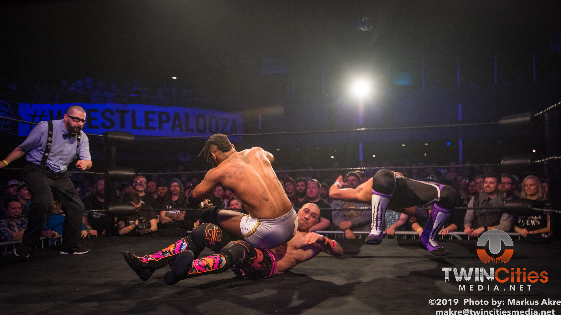 Wrestlepalooza - Match 6-3