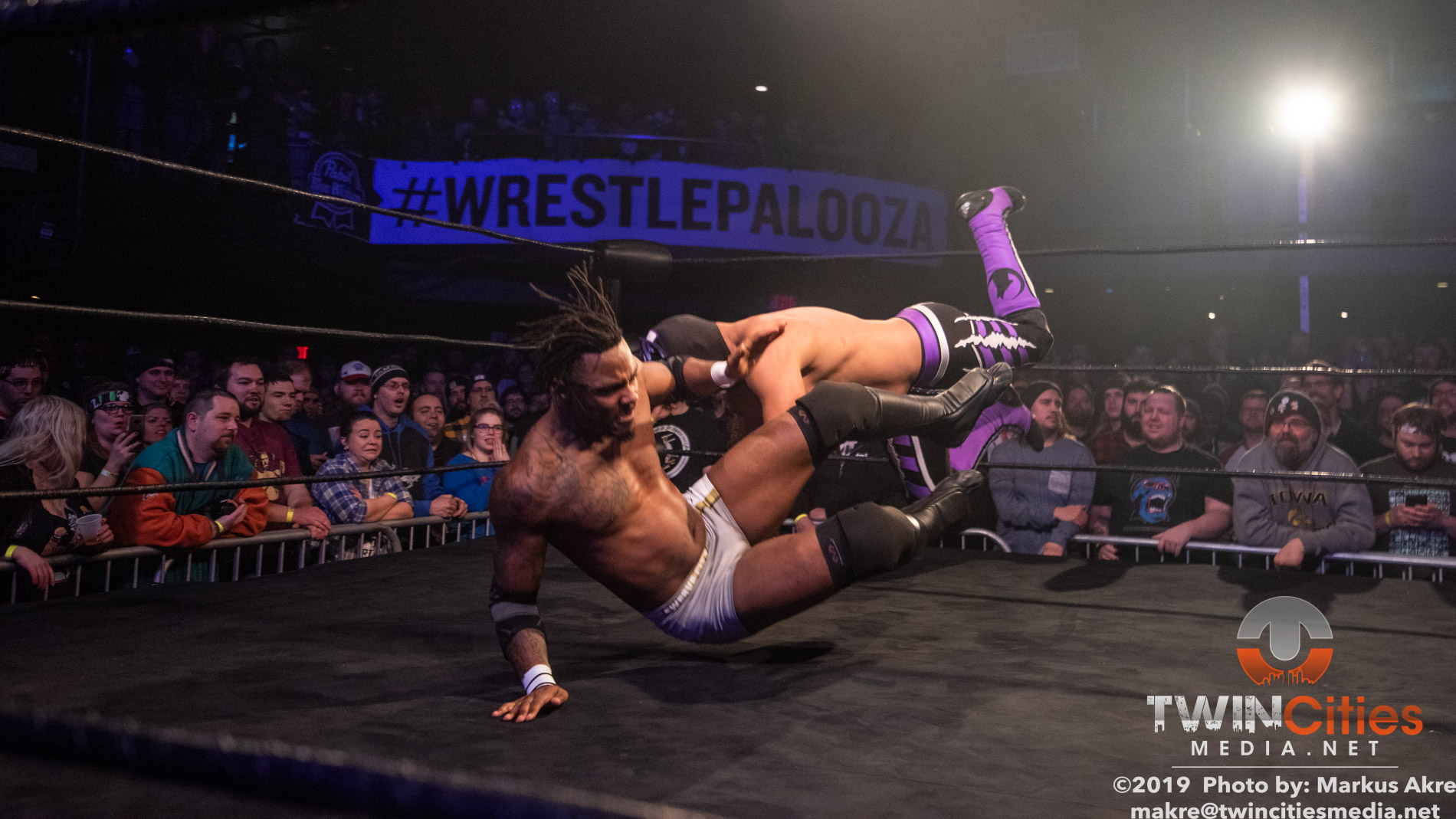 Wrestlepalooza - Match 6-5